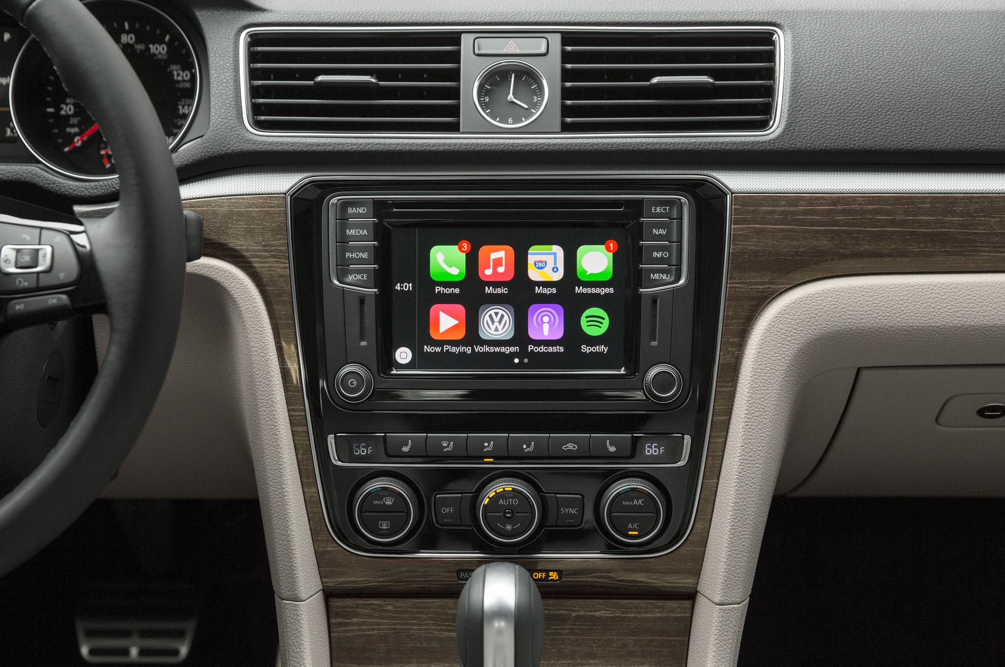 volkswagen passat gt concept to debut at 2016 los angeles auto show automobile magazine. Black Bedroom Furniture Sets. Home Design Ideas