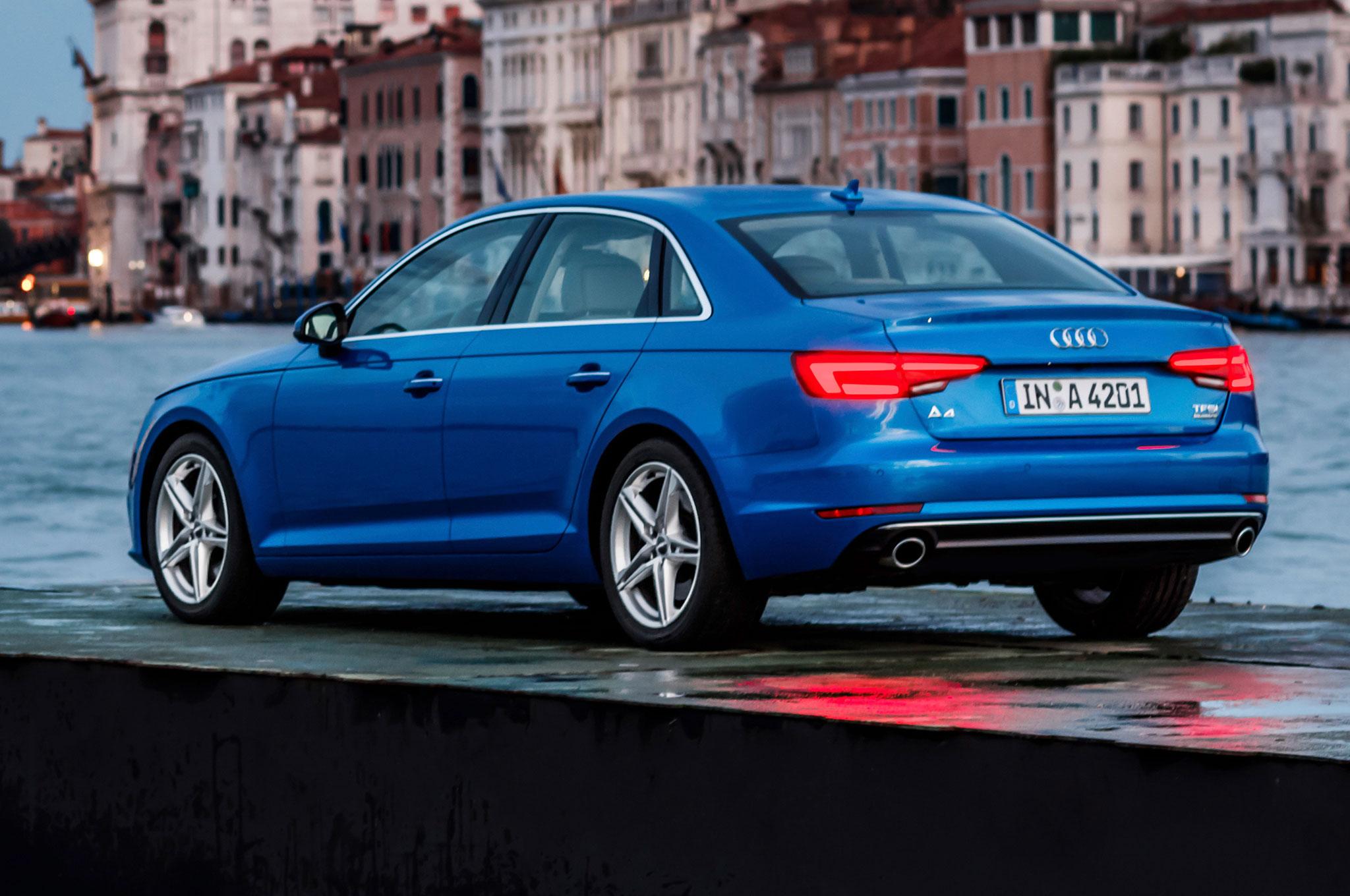 2017 Audi A4 Review