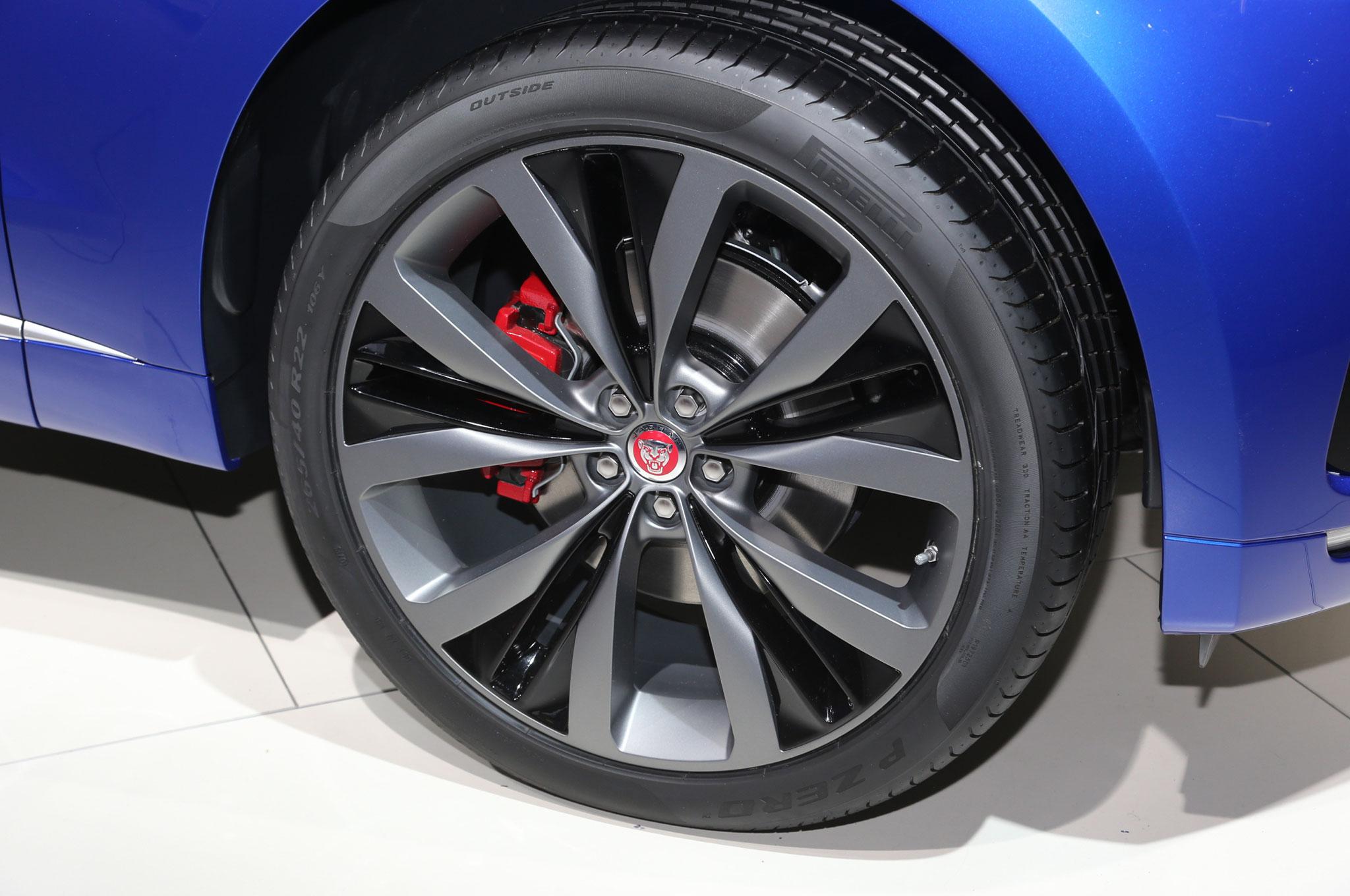 custom vossen type s has lister f wheels svr green jaguar news accents