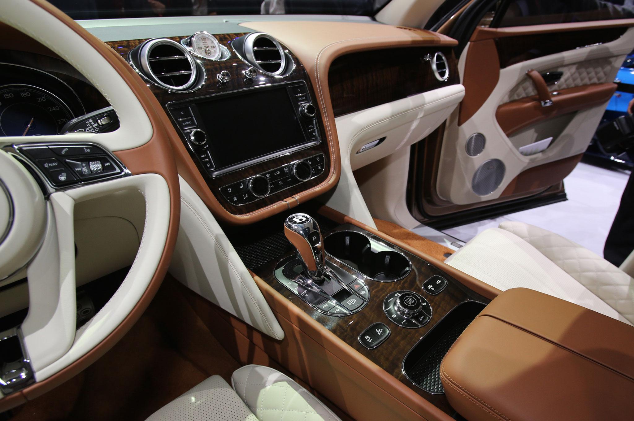 Bentley Bentayga S Mulliner Tourbillon Clock Is A Near