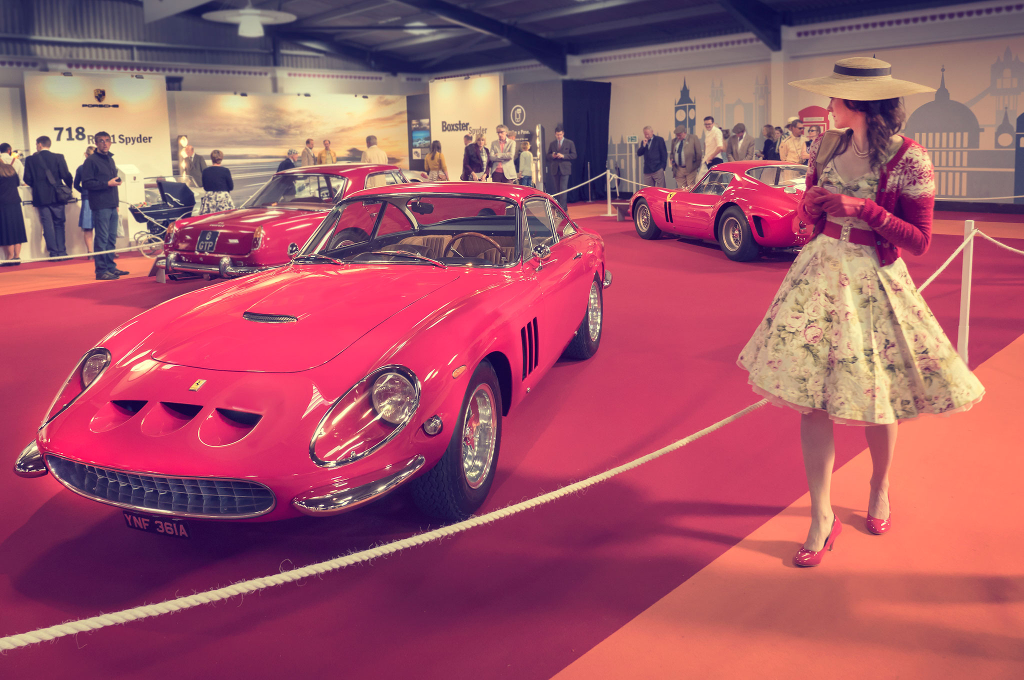 The Humans Of The 2015 Goodwood Revival