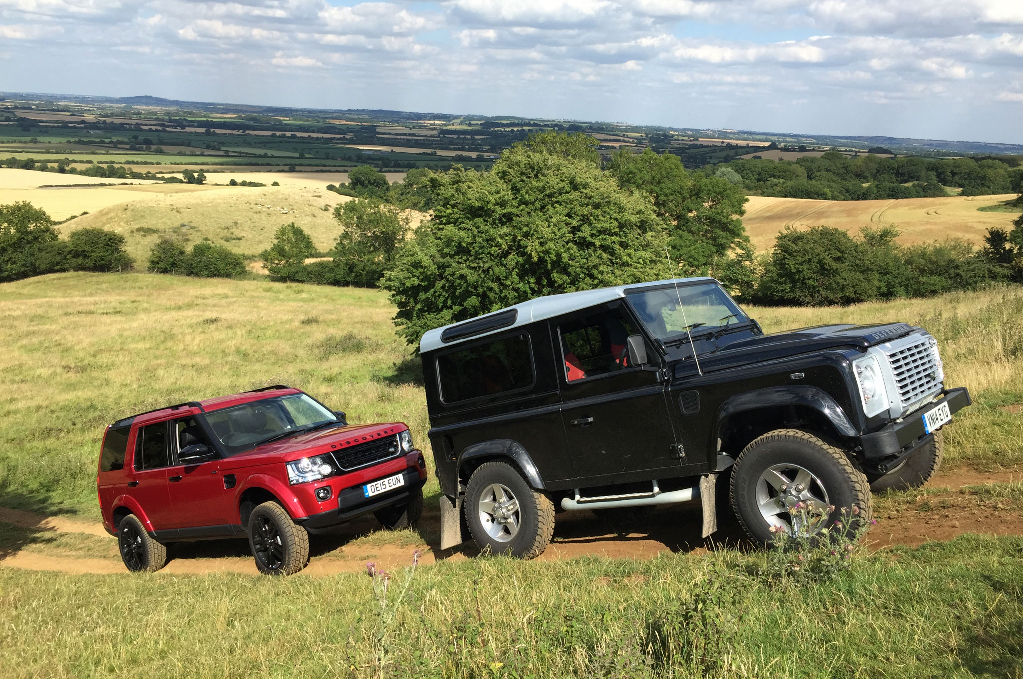 favourite cabin on rover sale prices magazine by for defender official edition land rovers modernises news date inside works of pictures specs landrover first old vintage an car