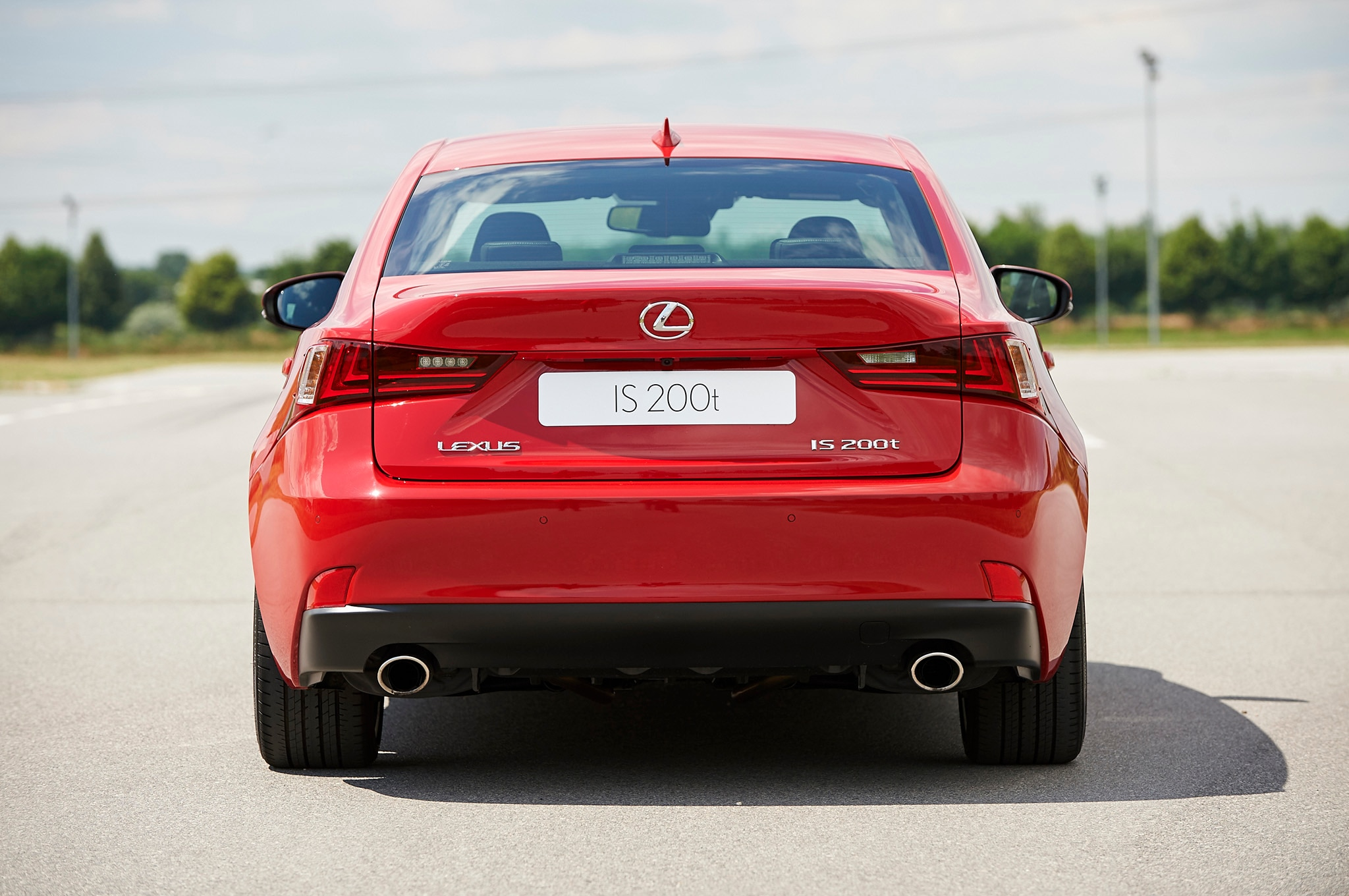 2016 Lexus Is200t Rated At Up To 33 Mpg