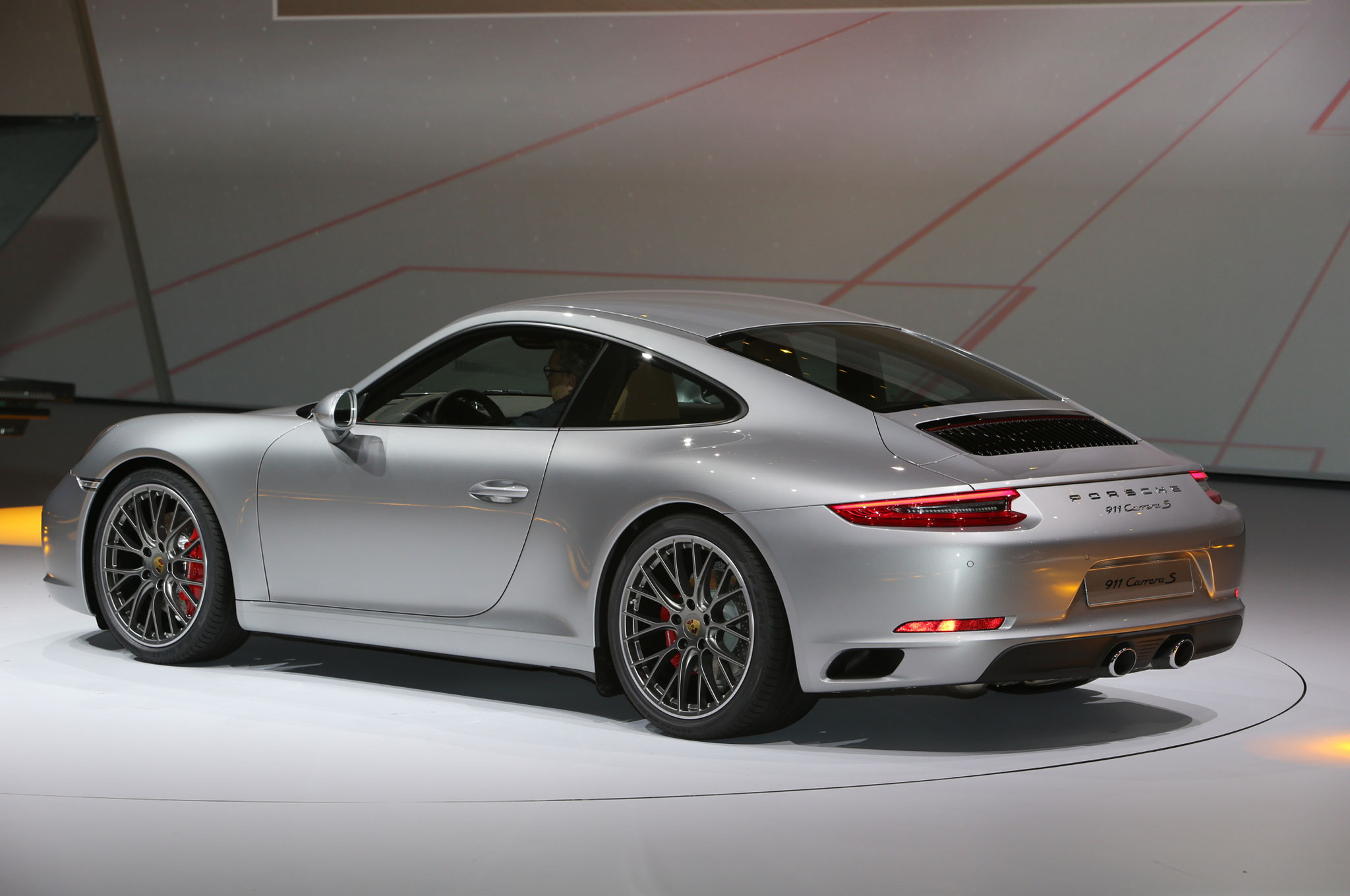 official 2017 porsche 911 carrera carrera s get turbocharged engines. Black Bedroom Furniture Sets. Home Design Ideas