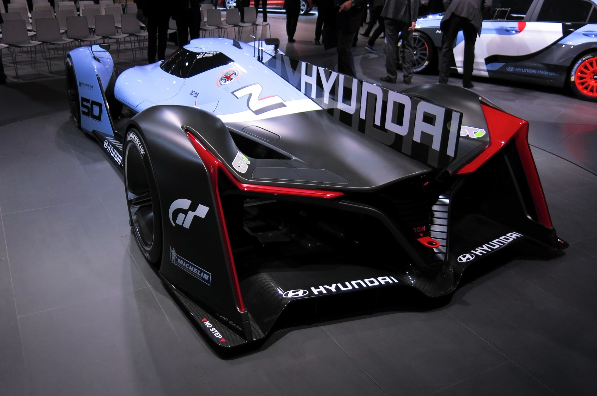 BMW Near Me >> Hyundai N 2025 Vision Gran Turismo Leads the Way for new N ...
