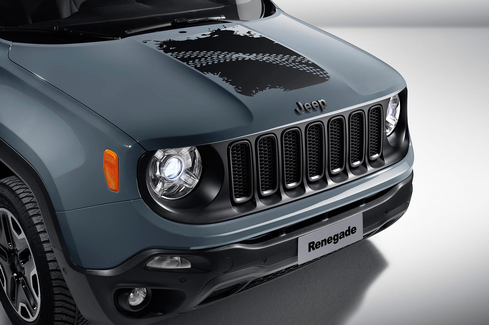 Preferência Mopar-Tuned Jeep Cherokee, Wrangler, and Renegade Debut in  EL32