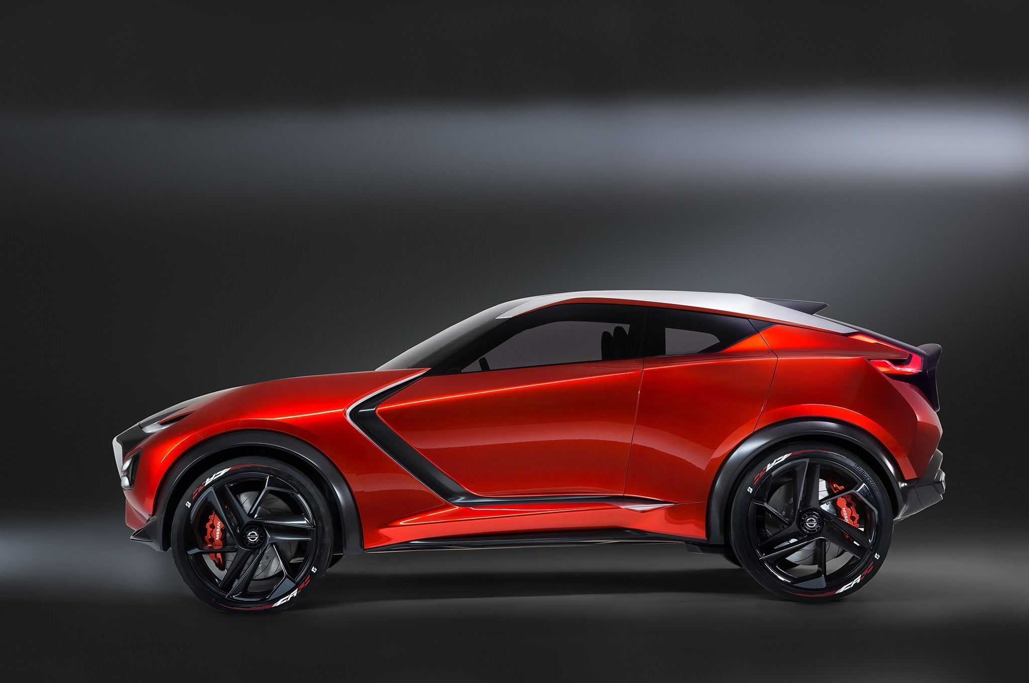 nissan gripz concept is an all wheel drive hybrid with. Black Bedroom Furniture Sets. Home Design Ideas