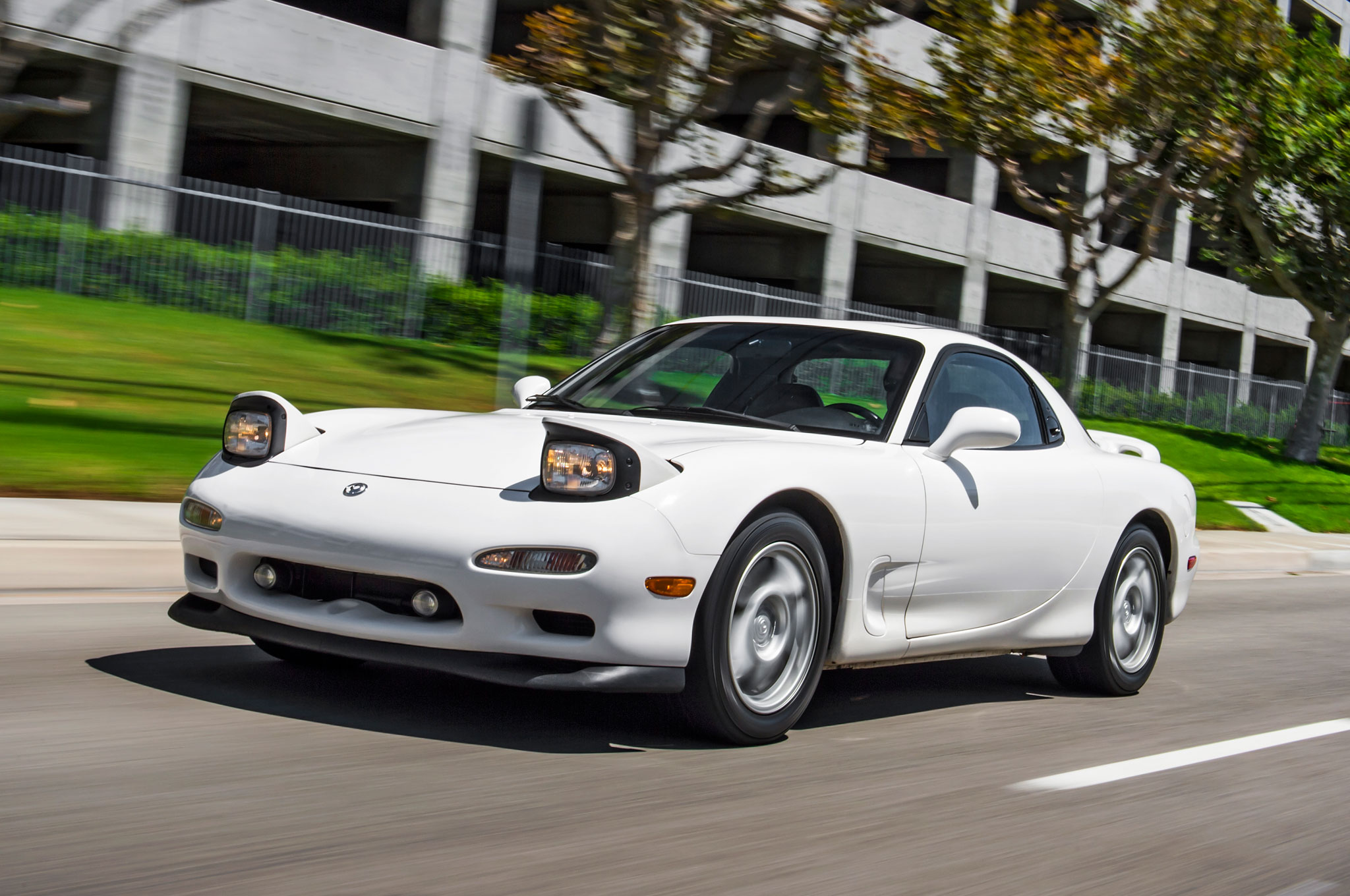 Who Owns Mazda >> Collectible Classic: 1993-1995 Mazda RX-7