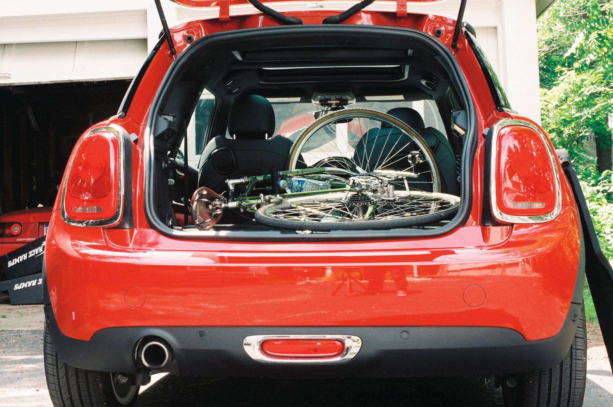 Bridgestone Run Flat Tires >> 2014 Mini Cooper - Four Seasons Wrap-Up