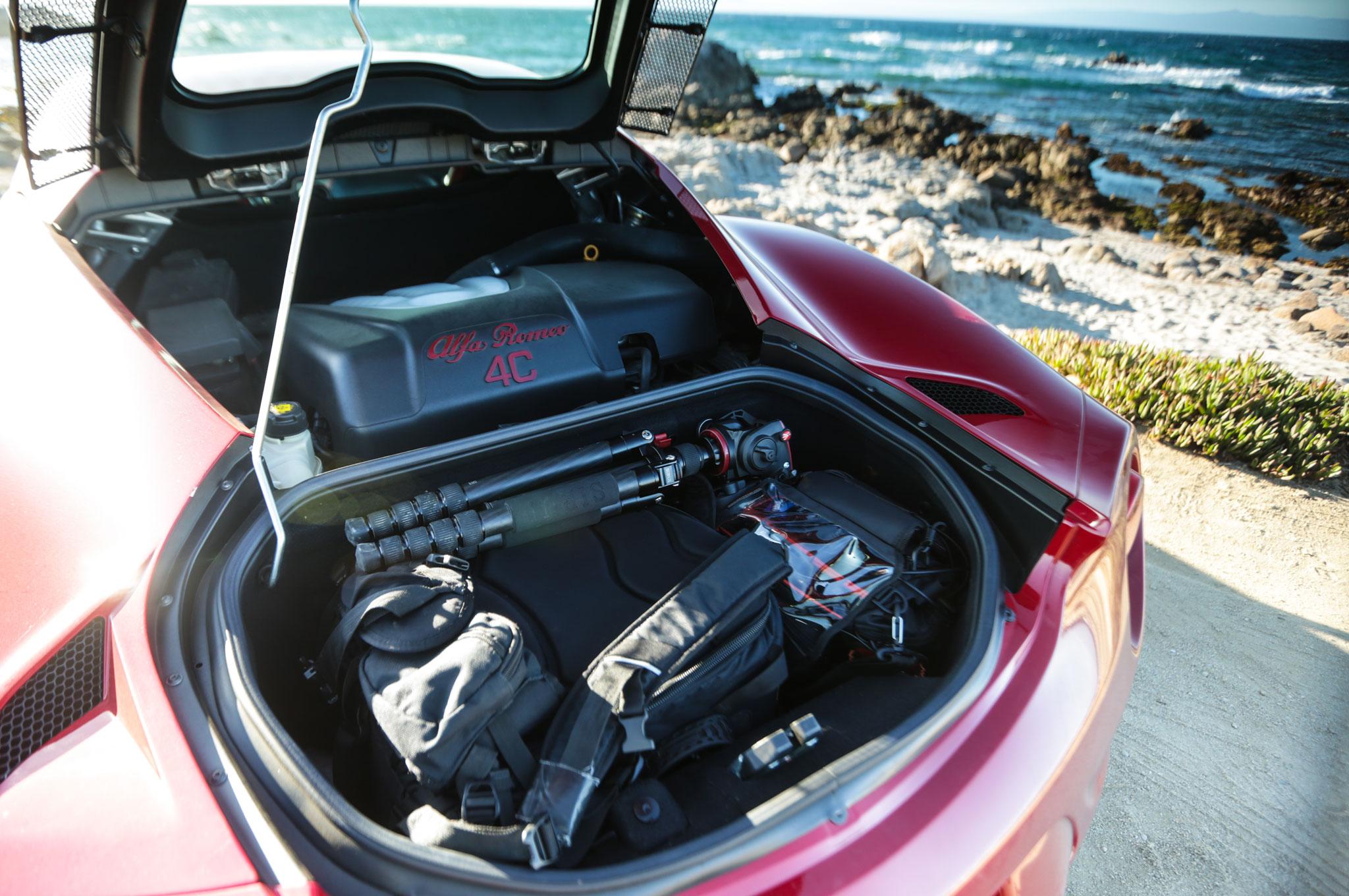 Alfa romeo 4c motor swap 14