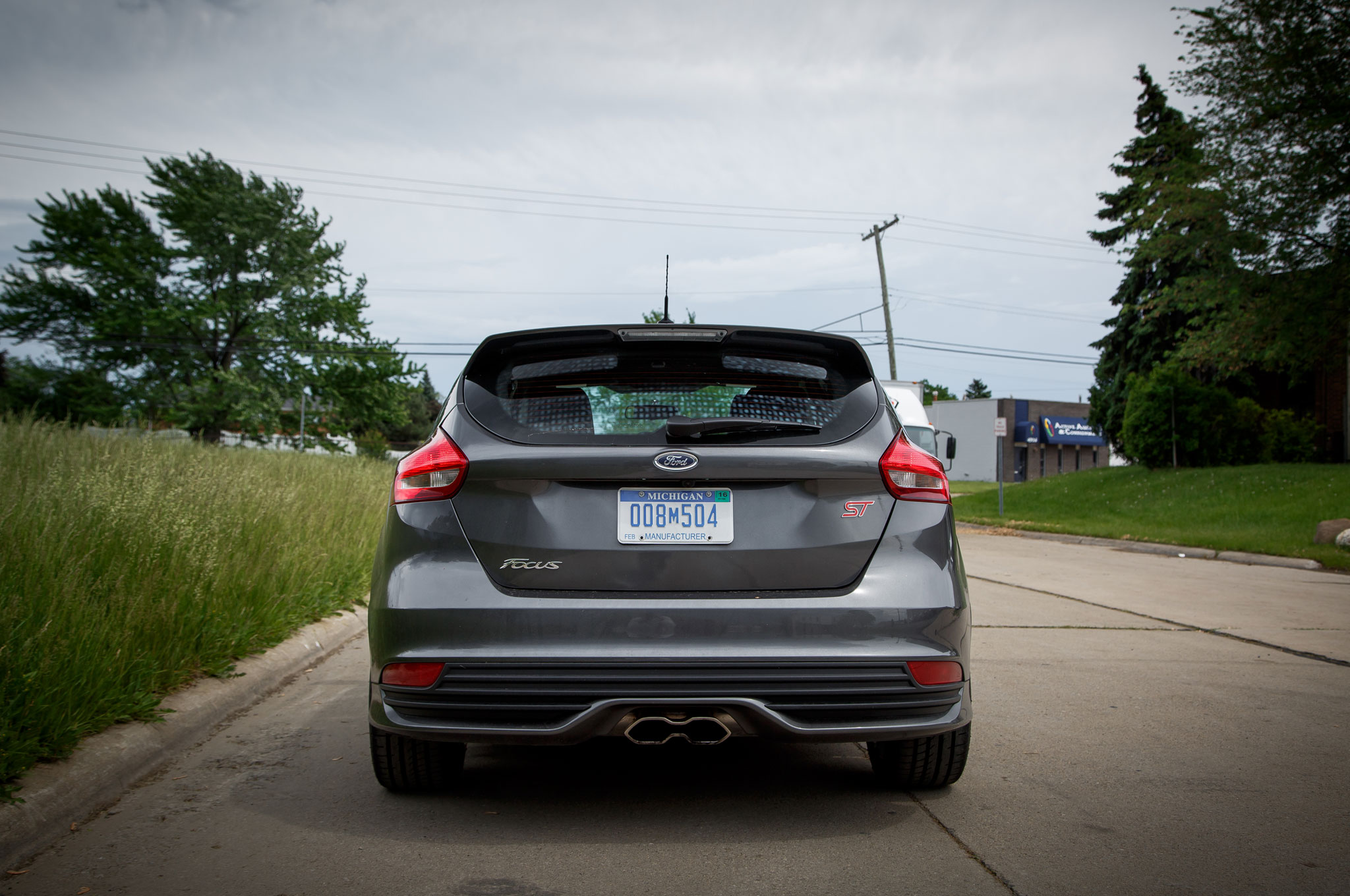 2015 Ford Focus St With Ford Performance Parts Review