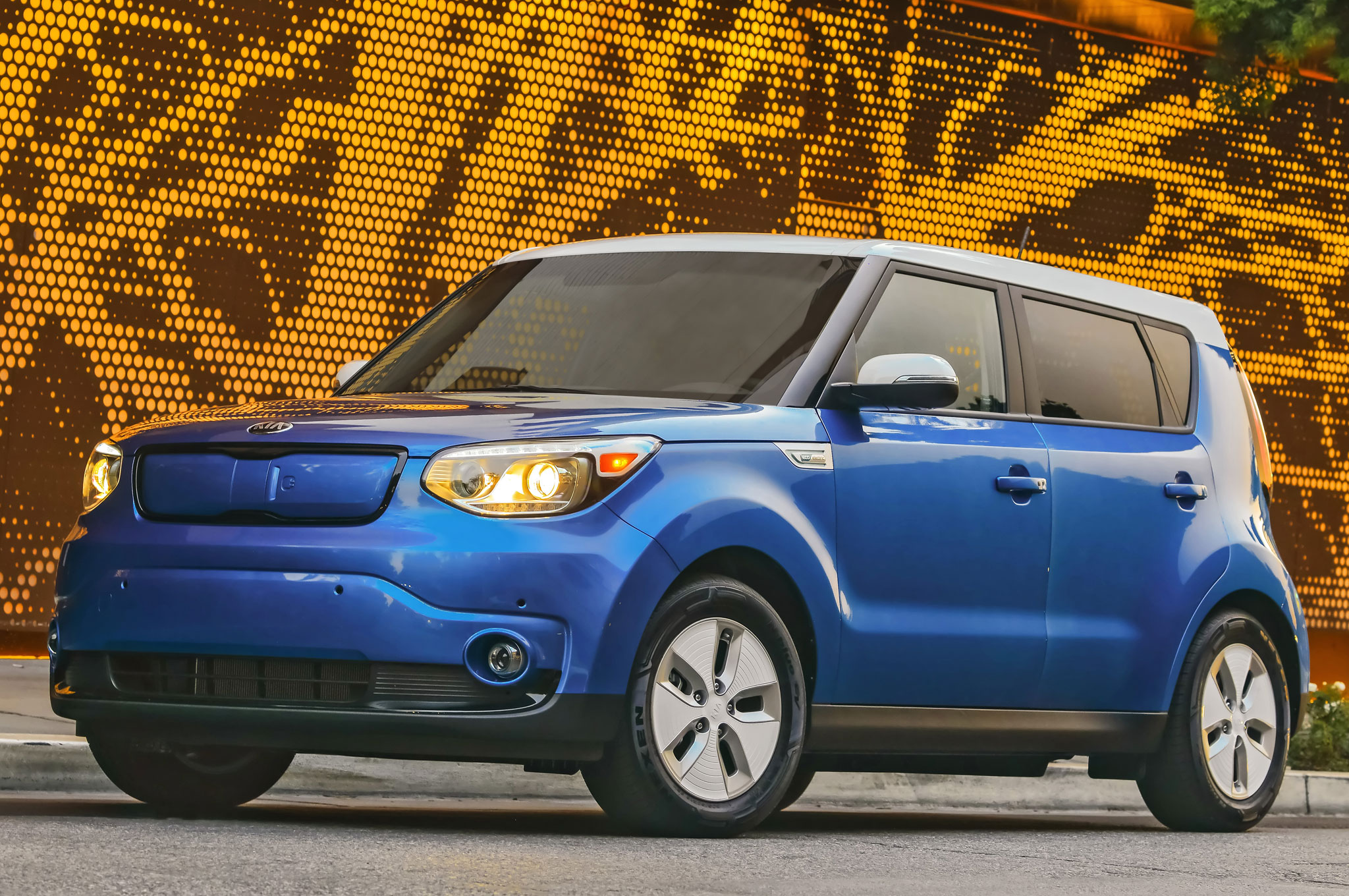 2016 kia soul ev now available in four additional states. Black Bedroom Furniture Sets. Home Design Ideas