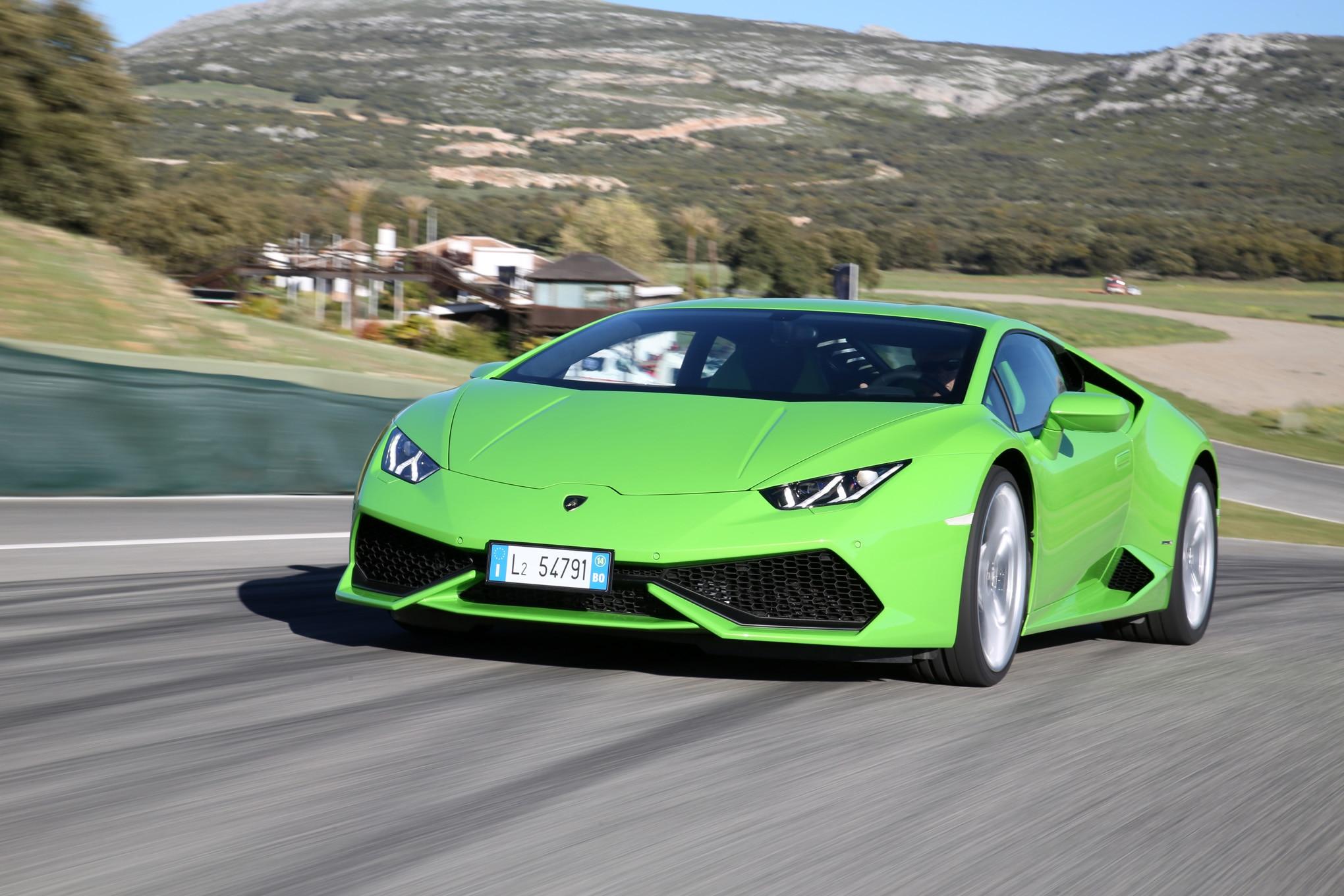 2015-Lamborghini-Huracan-LP-610-4-green-MT-promo Marvelous Lamborghini Huracan Price In Uae Cars Trend
