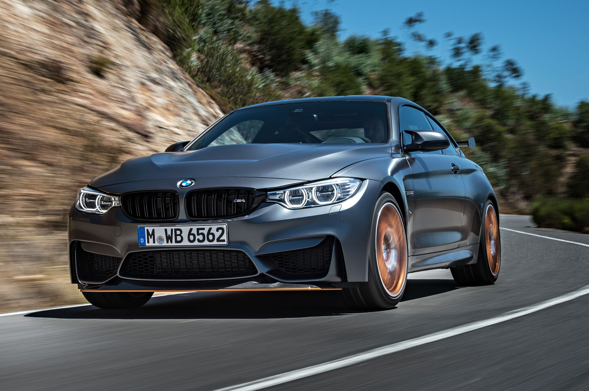 2016 bmw m4 gts is coming to the u.s. with nearly 500 hp