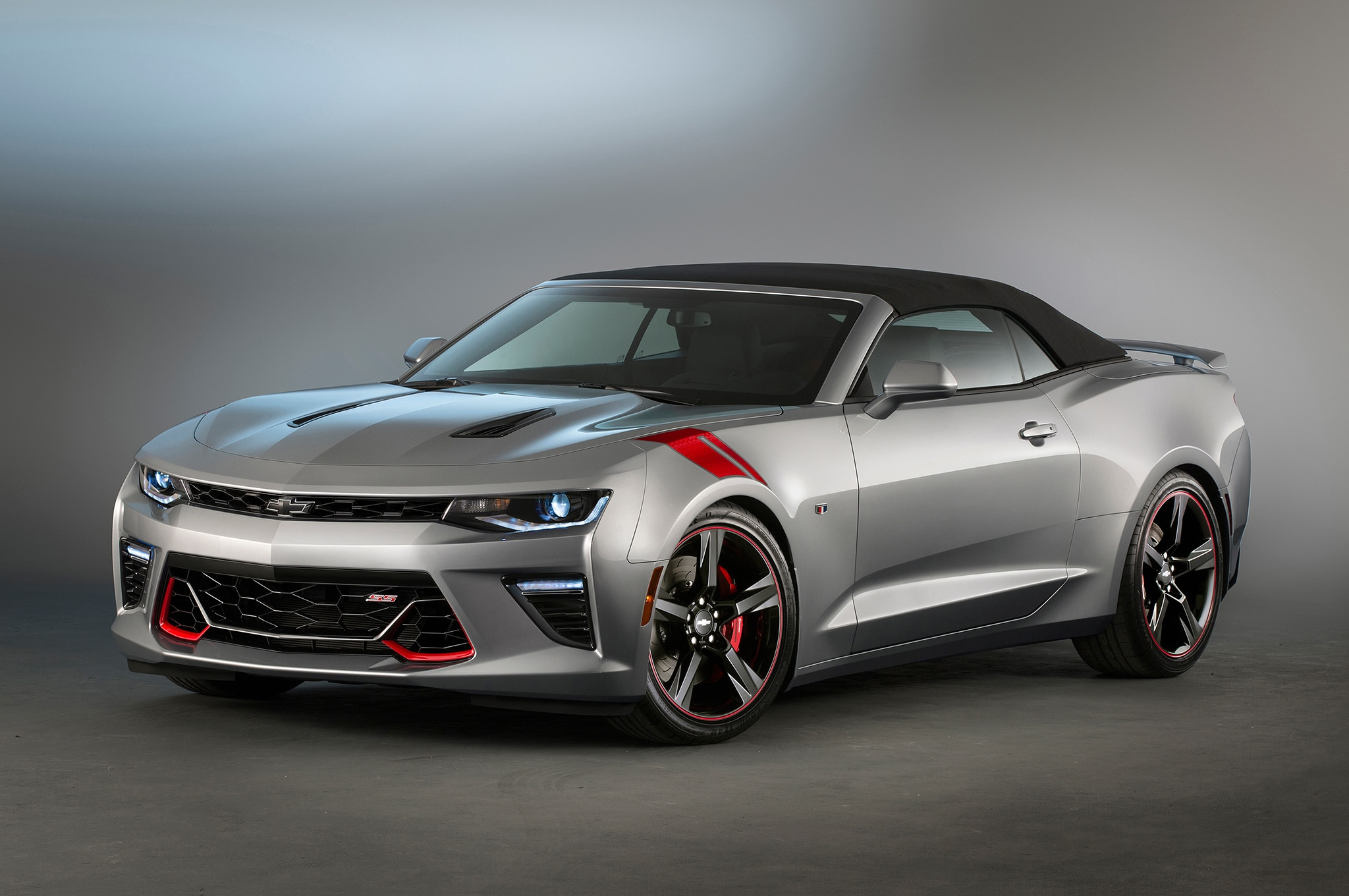 2016 chevrolet camaro ss red black accent concepts head. Black Bedroom Furniture Sets. Home Design Ideas