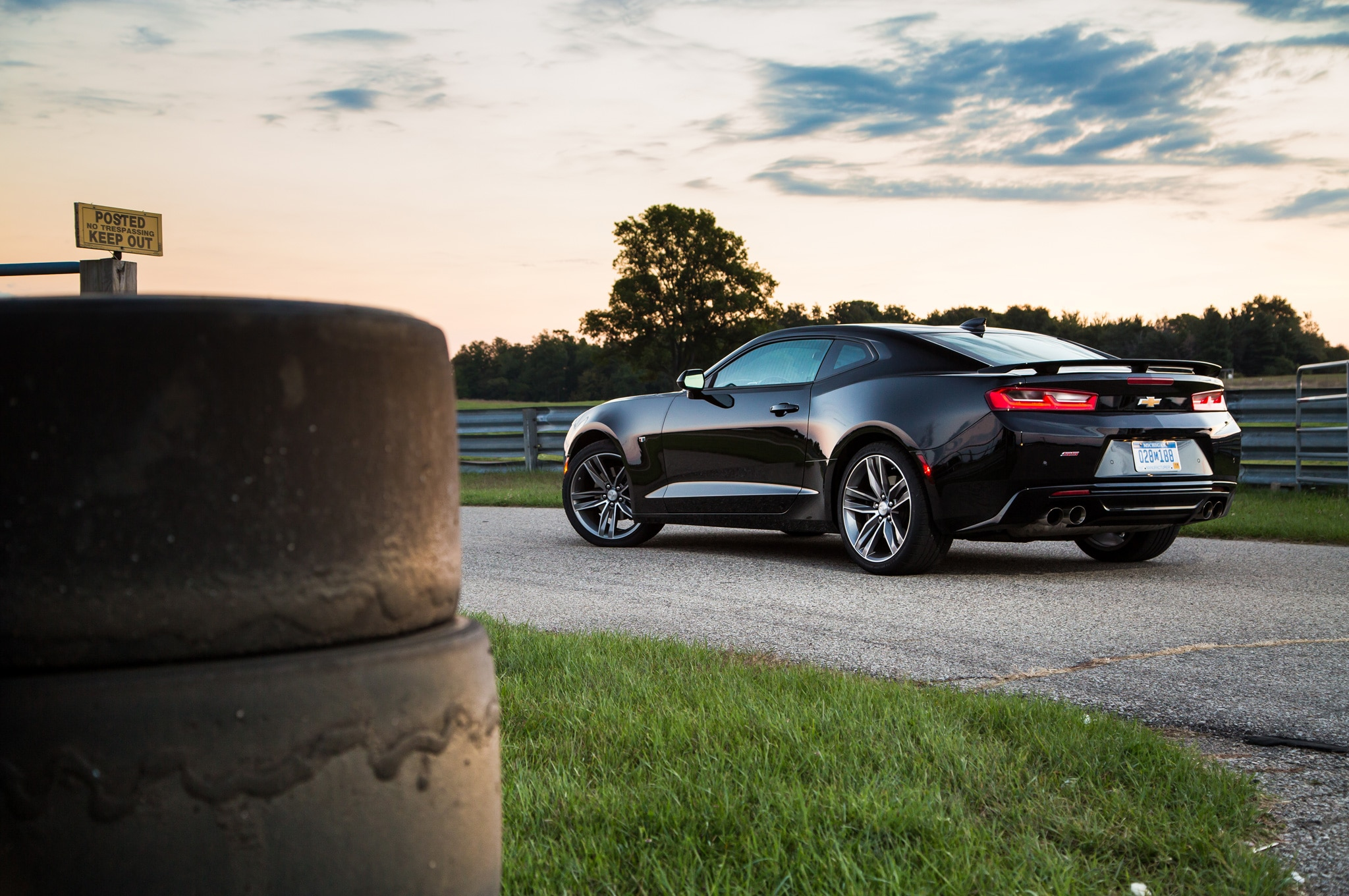 Track Tested 2016 Chevrolet Camaro SS at Gingerman Raceway