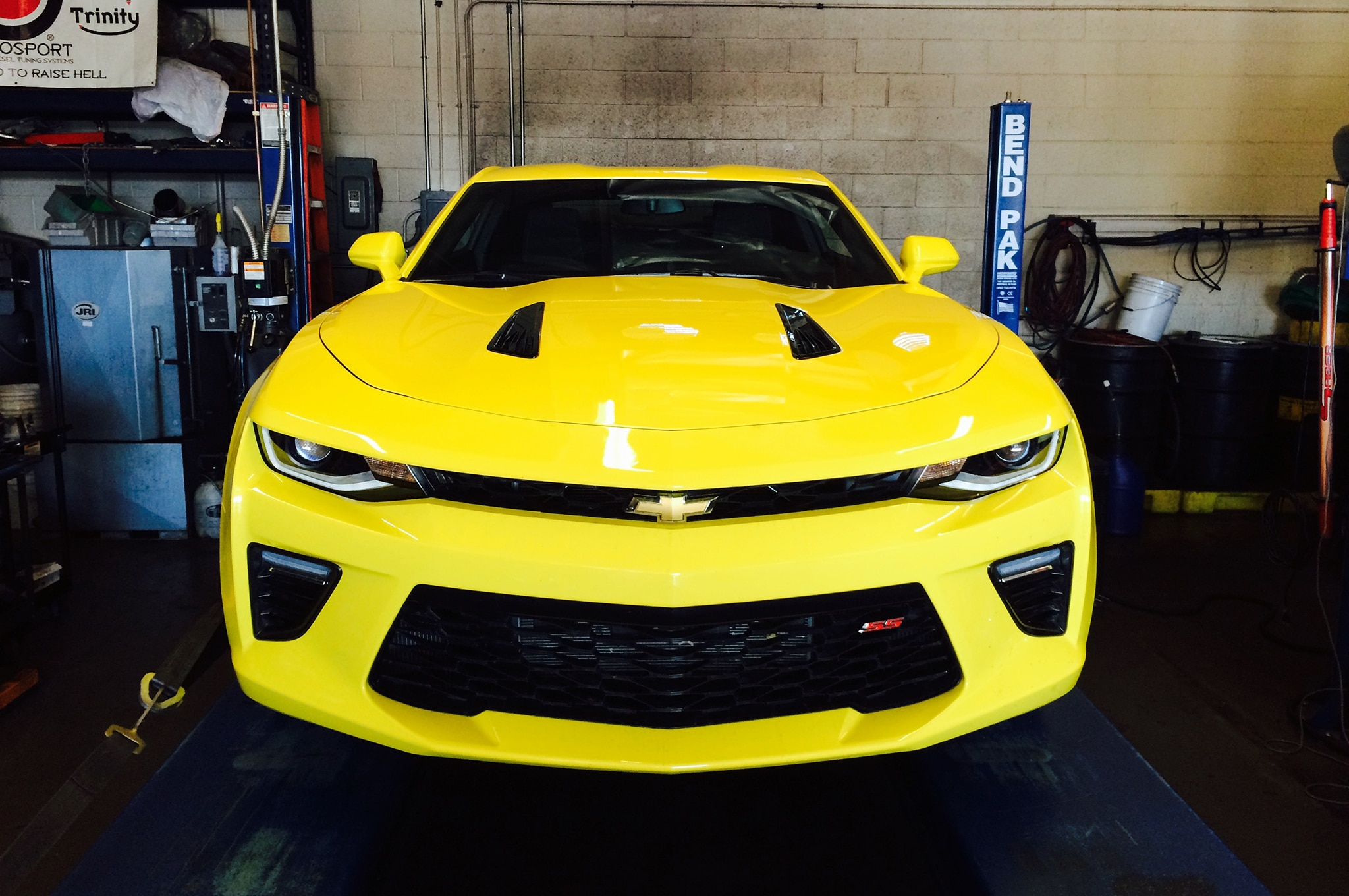 Dyno Tested: 2016 Chevrolet Camaro SS Makes 405 HP at the ...