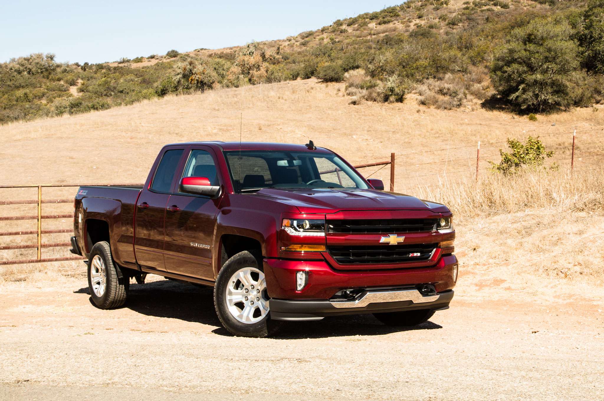 top 5 features of the 2016 chevrolet silverado. Black Bedroom Furniture Sets. Home Design Ideas