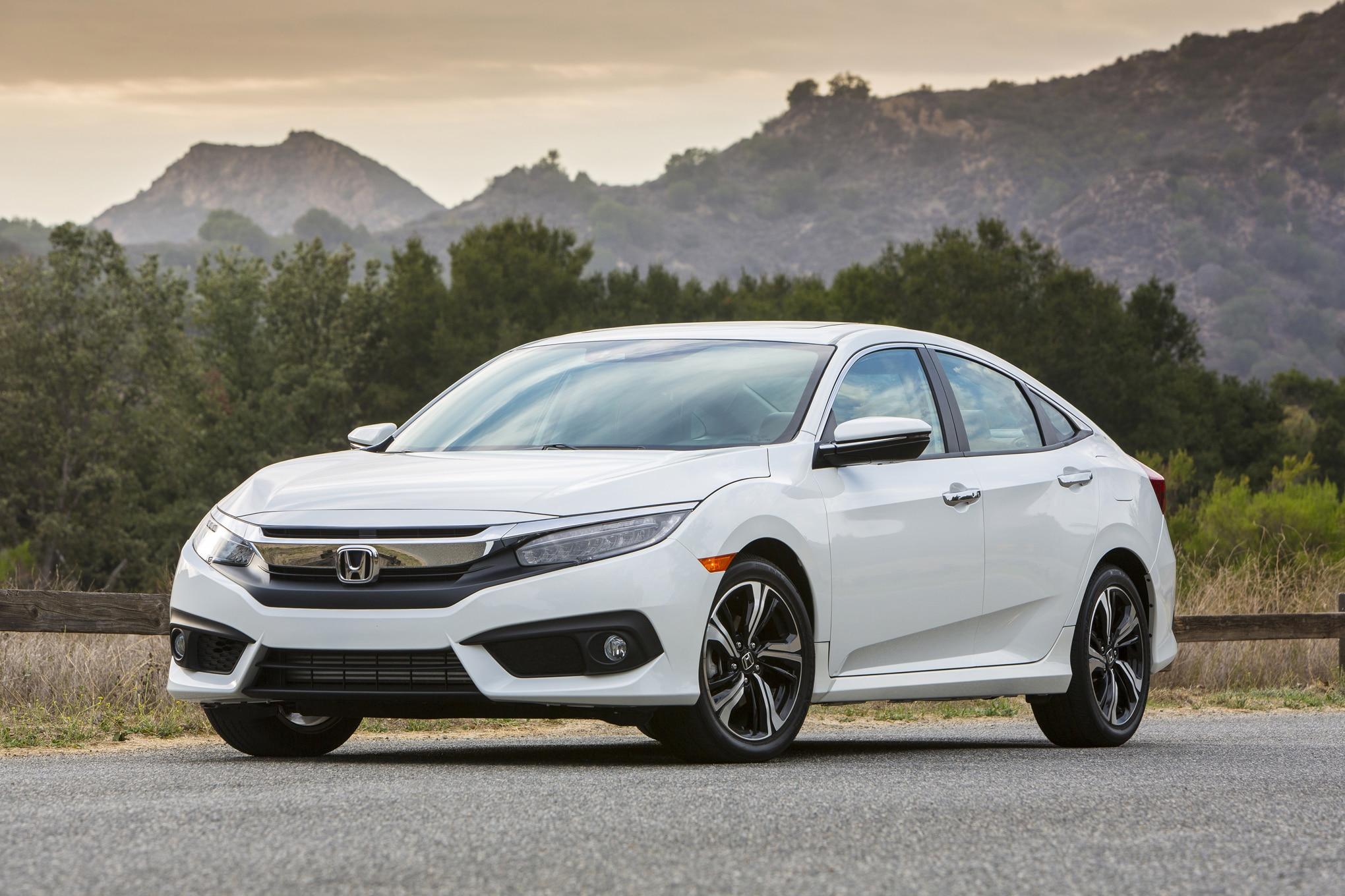 review drive honda autonation test civic sedan