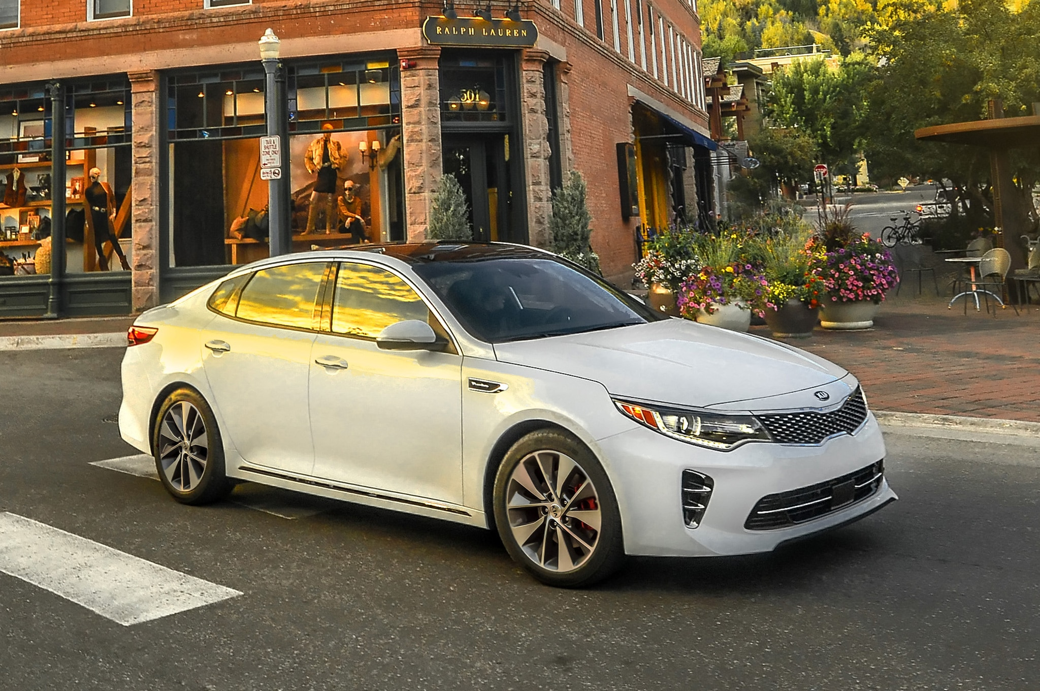 2016 kia optima review. Black Bedroom Furniture Sets. Home Design Ideas