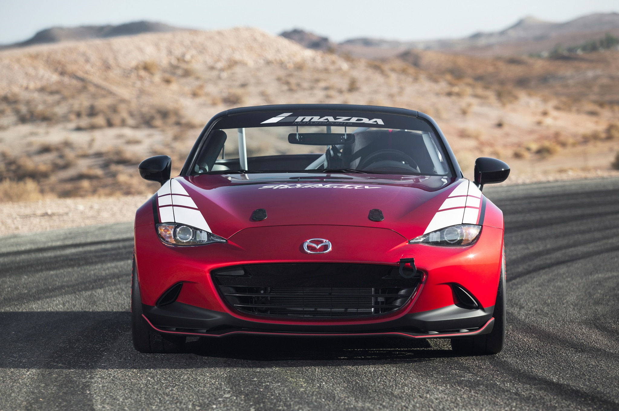 Mazda MX Cup Racing Car Costs - Mazda racing series
