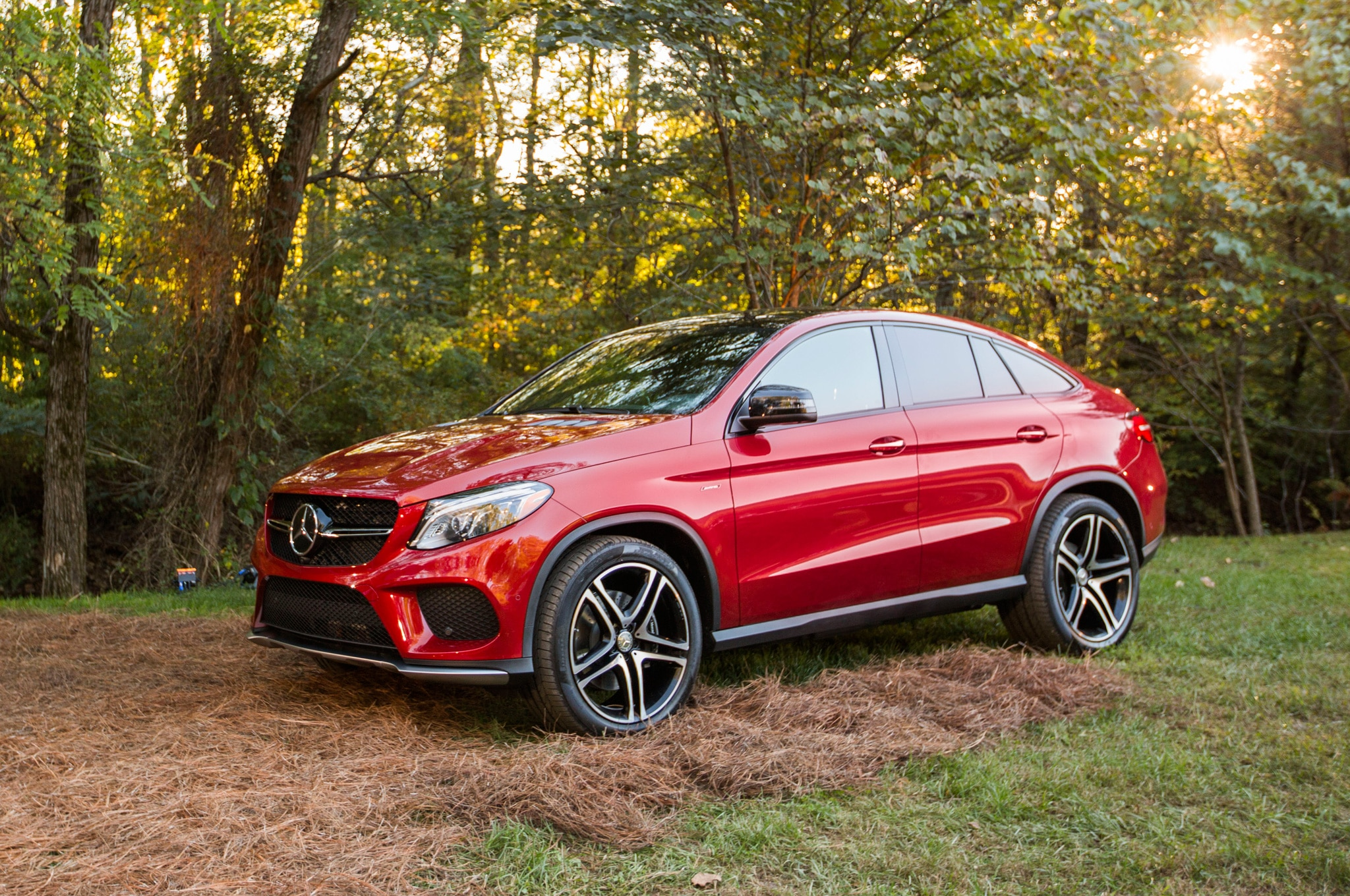 2016 mercedes benz gle450 amg 4matic coupe review for Mercedes benz 4matic review