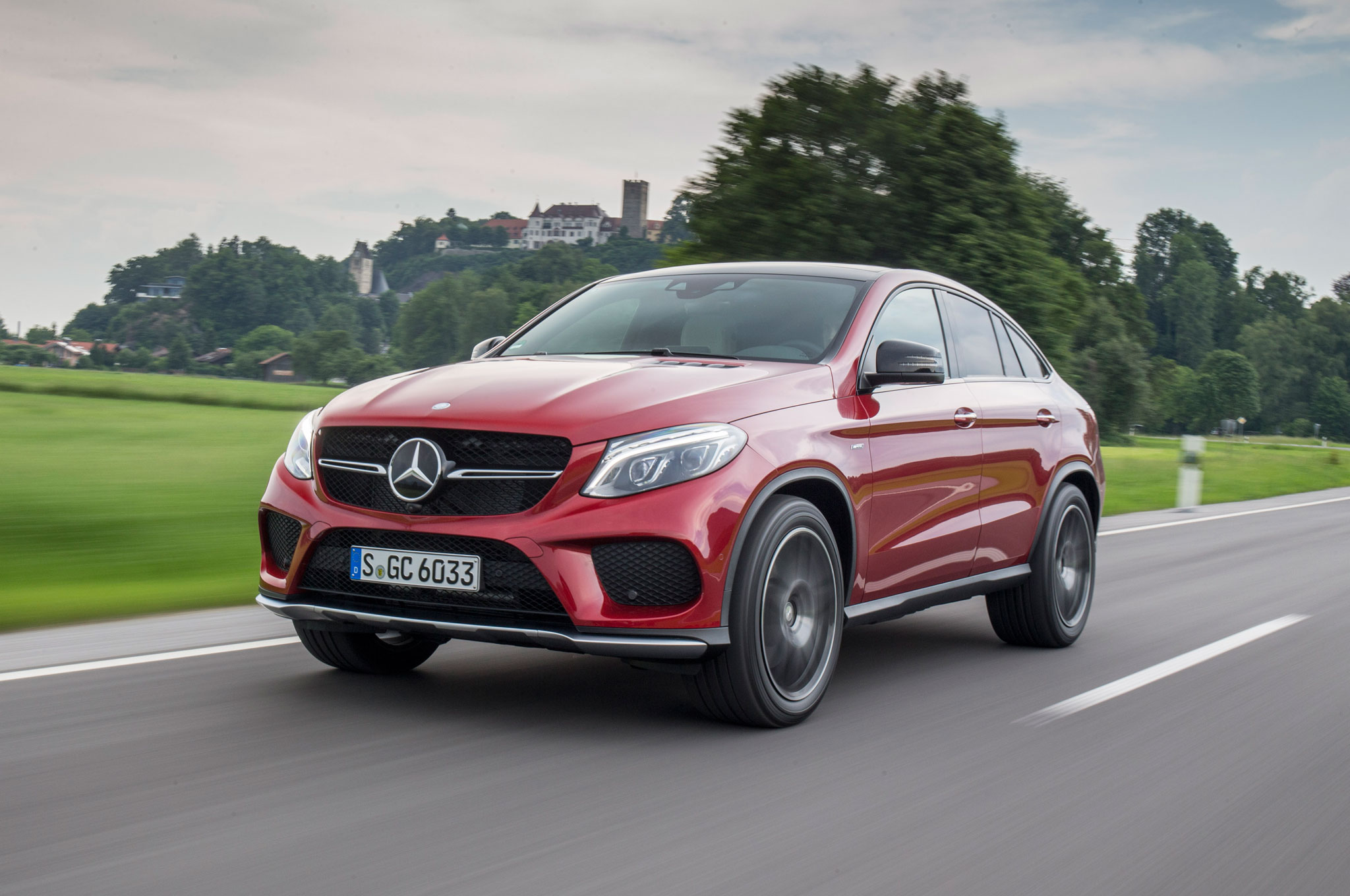 2016 mercedes benz gle450 amg 4matic coupe review for Mercedes benz ml 450