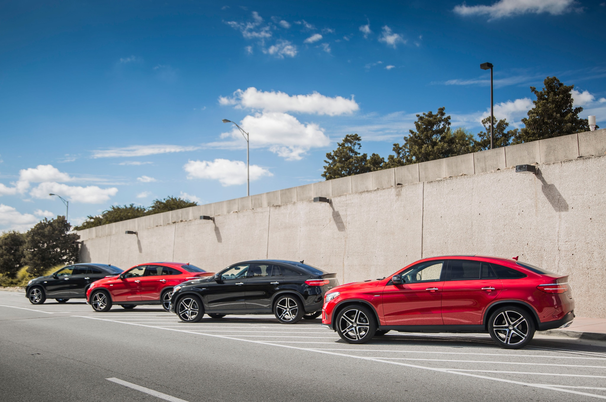 Mercedes benz bests bmw in february us sales on back of for Mercedes benz line up