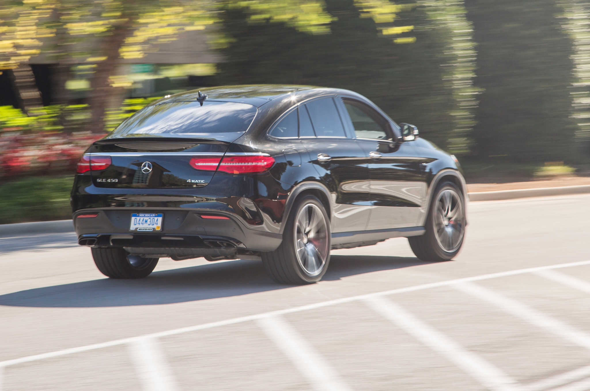 2016 mercedes benz gle450 amg 4matic coupe review for 2016 mercedes benz ml350