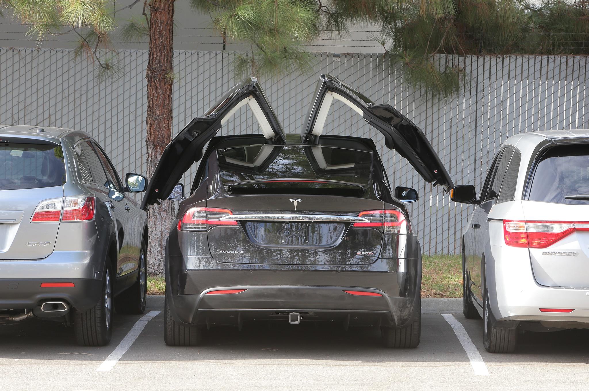 Show more & 2016 Tesla Model X P90D Review Pezcame.Com