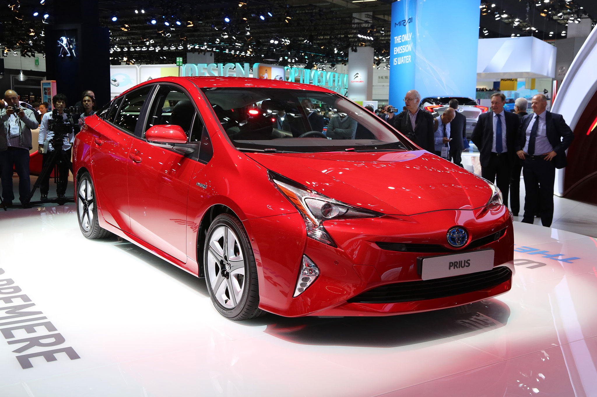 more 2016 toyota prius technical secrets revealed. Black Bedroom Furniture Sets. Home Design Ideas