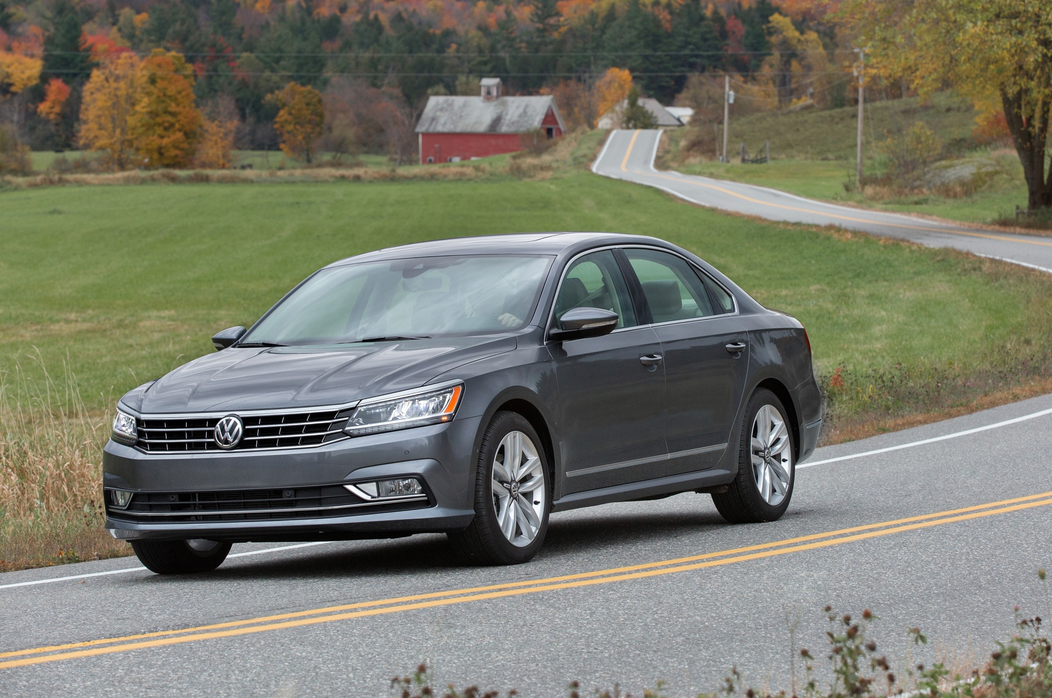 volkswagen l 35 by 2016 volkswagen passat first drive review automobile magazine