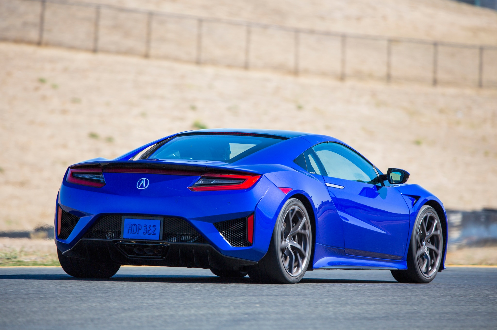 By the Numbers 2017 Acura NSX Makes 573 HP Goes 191 MPH