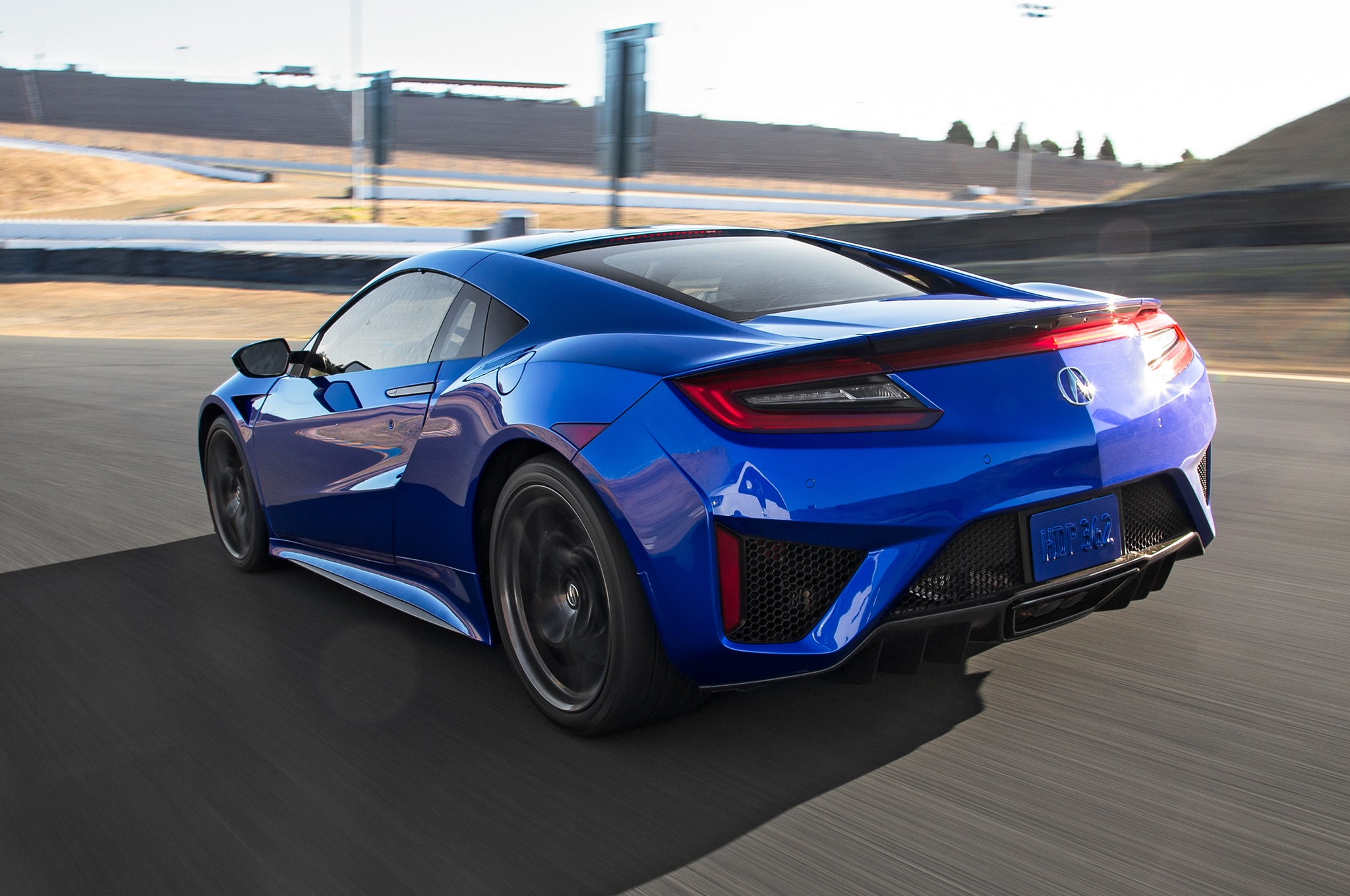 2017 acura nsx first drive roadtest review automobile magazine. Black Bedroom Furniture Sets. Home Design Ideas