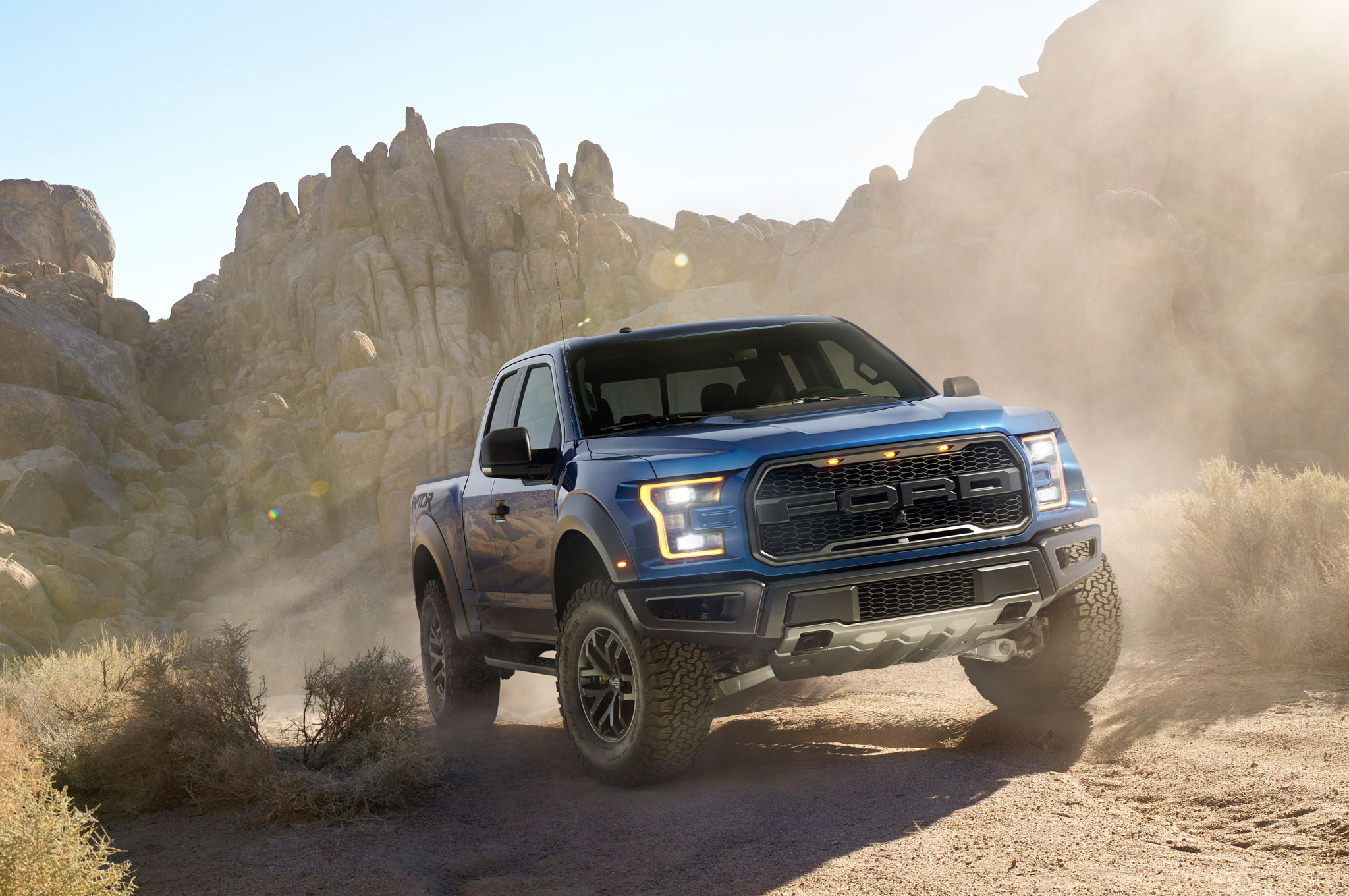 2017 ford f 150 raptor officially rated at 450 hp automobile kelly pleskot voltagebd Choice Image