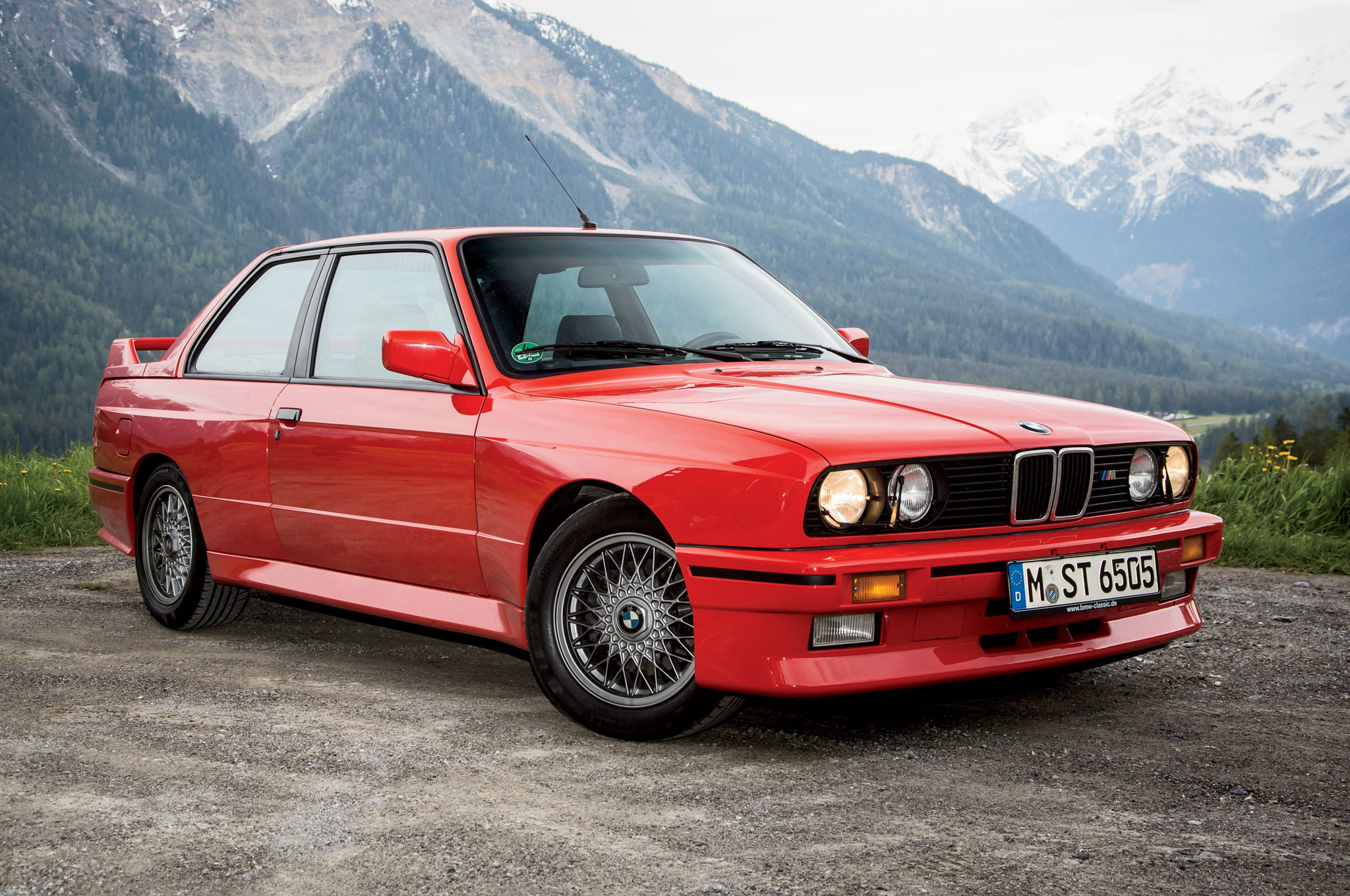 30 Years of the BMW M3