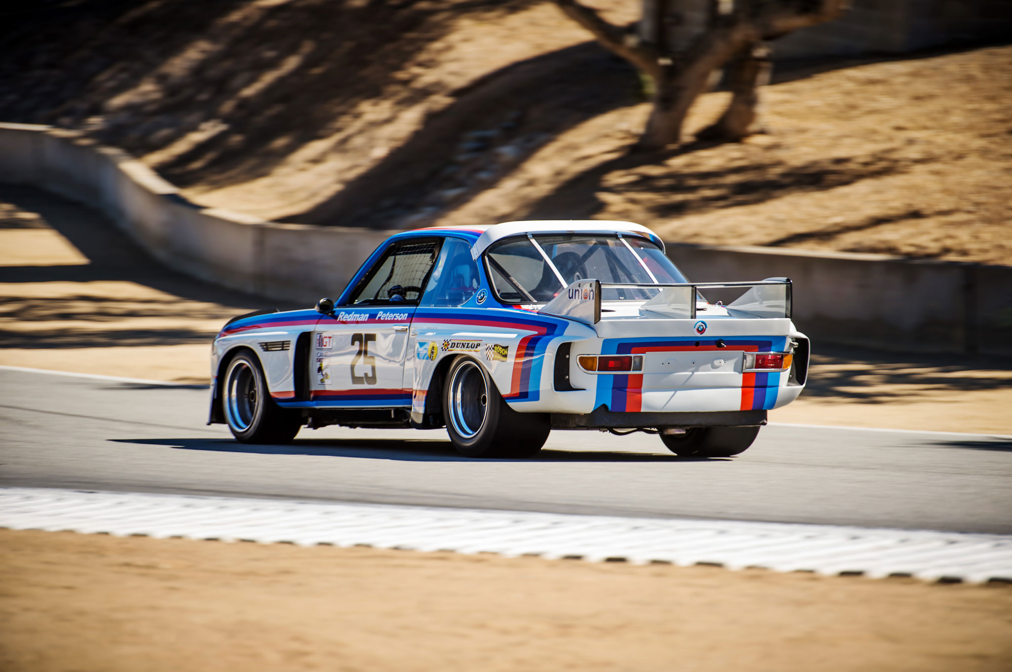 Rolex Monterey Motorsports Reunion - Automobile