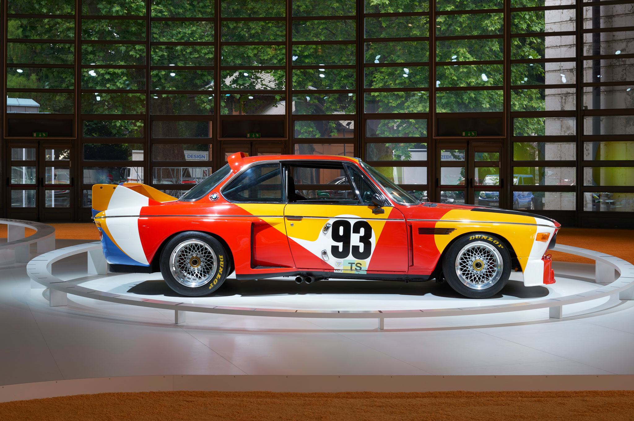 40 years of bmw art cars. Black Bedroom Furniture Sets. Home Design Ideas