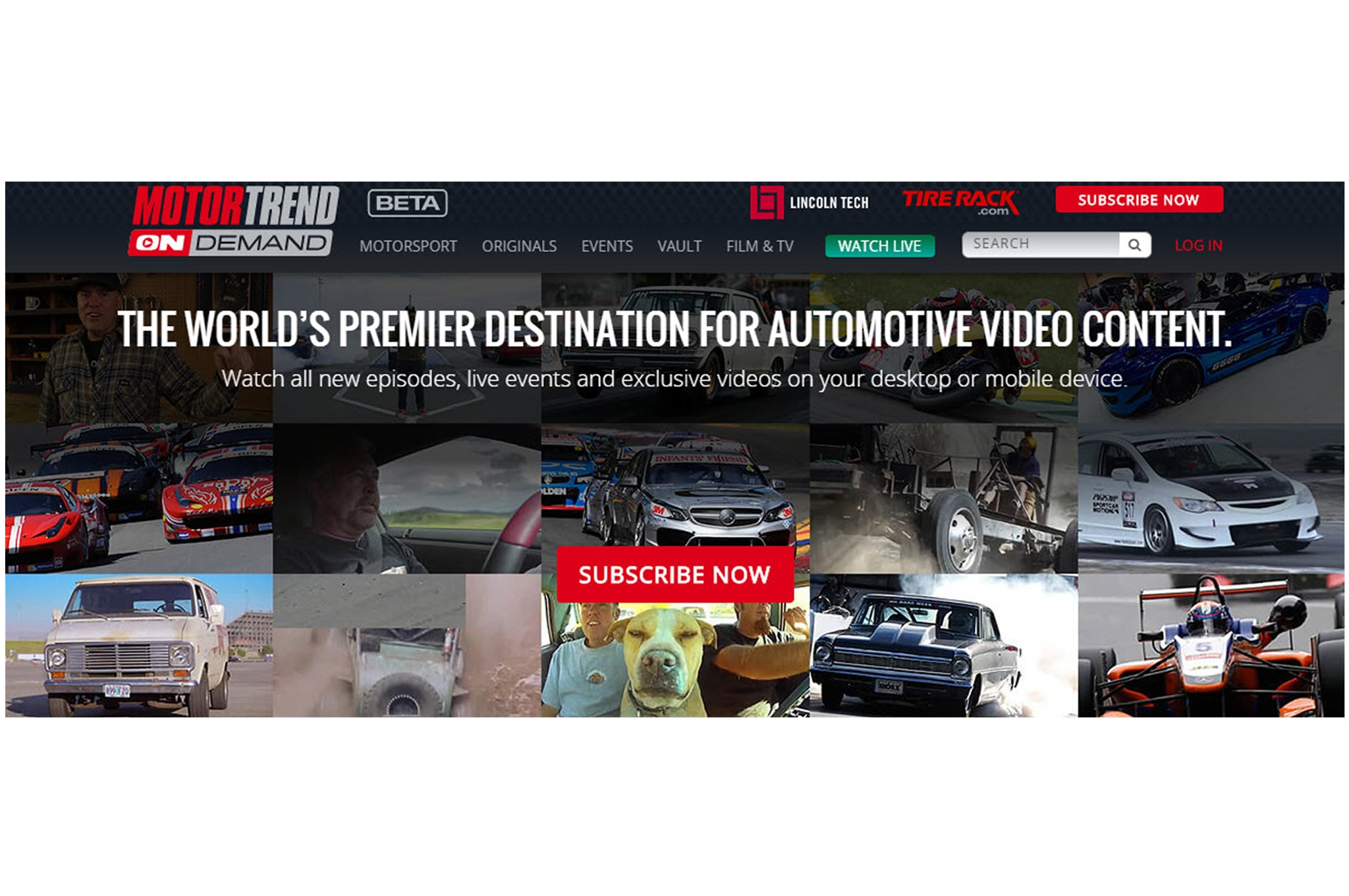6 reasons to subscribe to motor trend on demand for Is motor trend on demand worth it