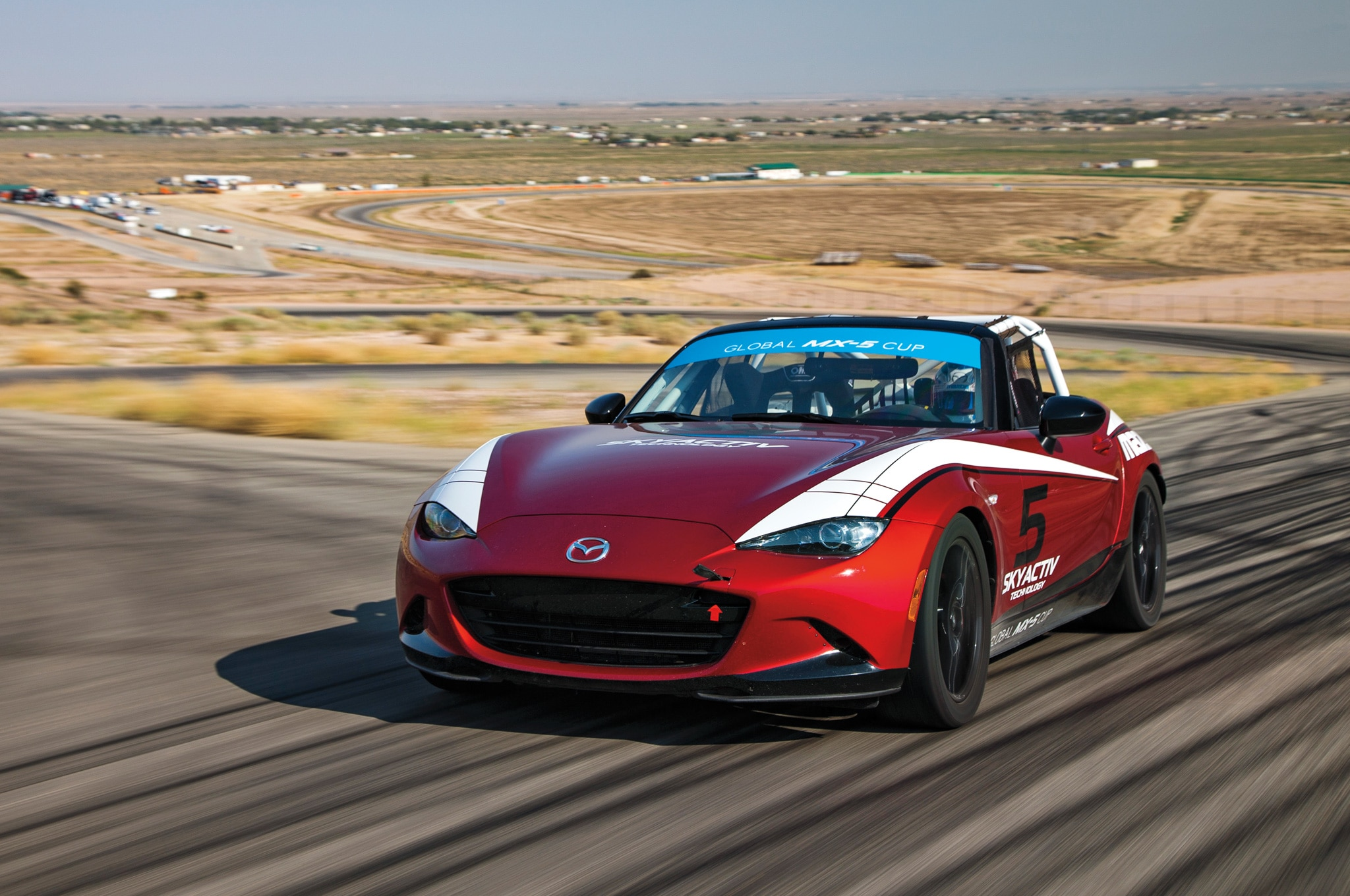 Four Times a Racer: Driving Every Mazda MX-5 Miata Race Car