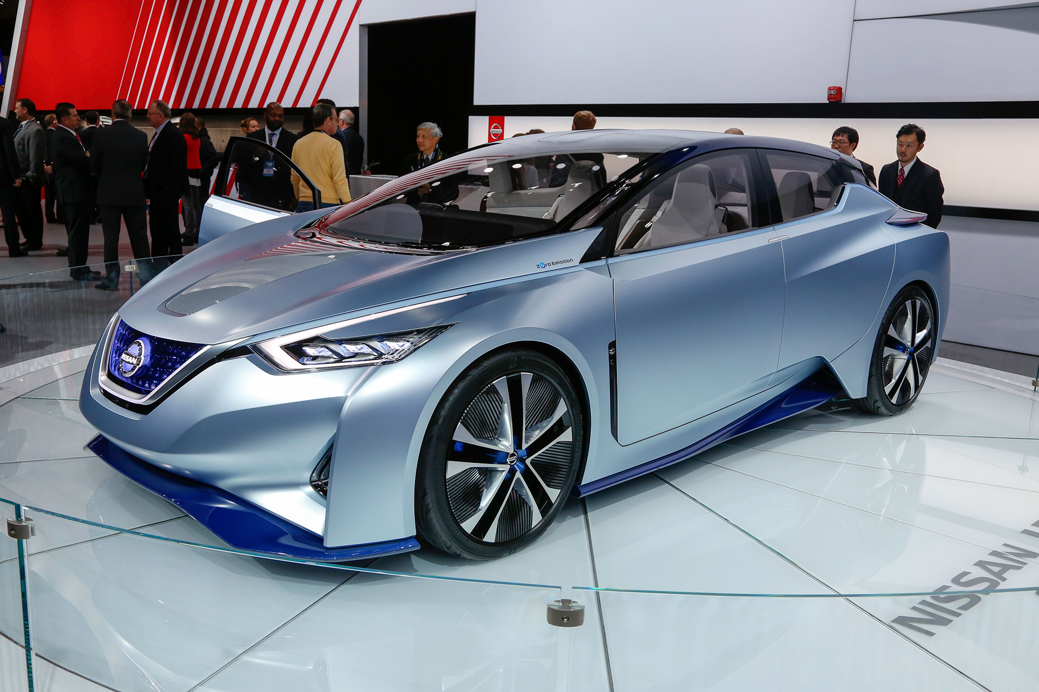 Nissan IDS Concept Front Three Quarter1