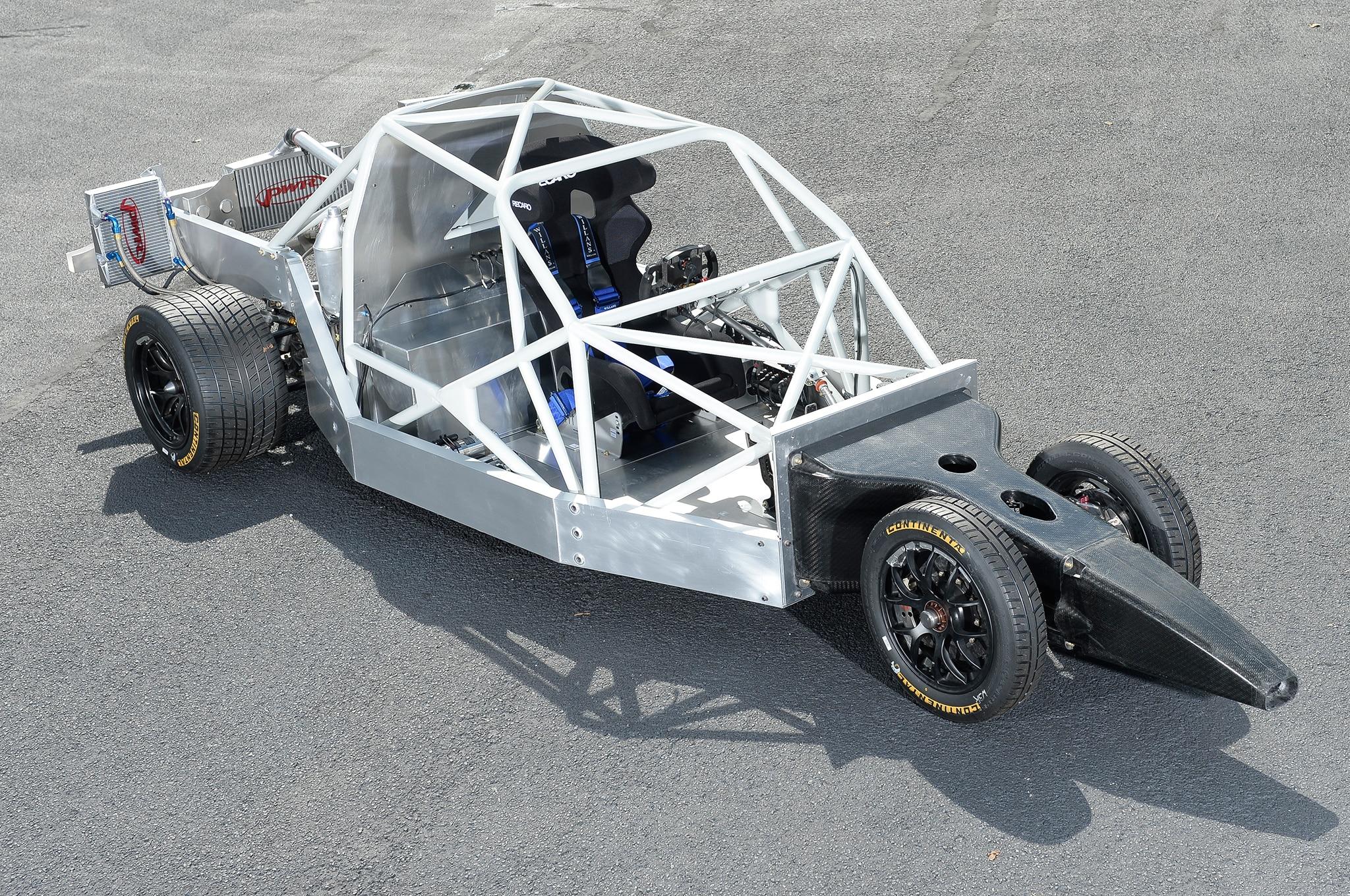 Design of car frame - 3 4