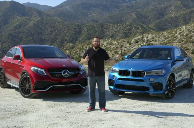 Bmw X6 M Vs Mercedes Amg Gle63 S Coupe Screenshot 660x438
