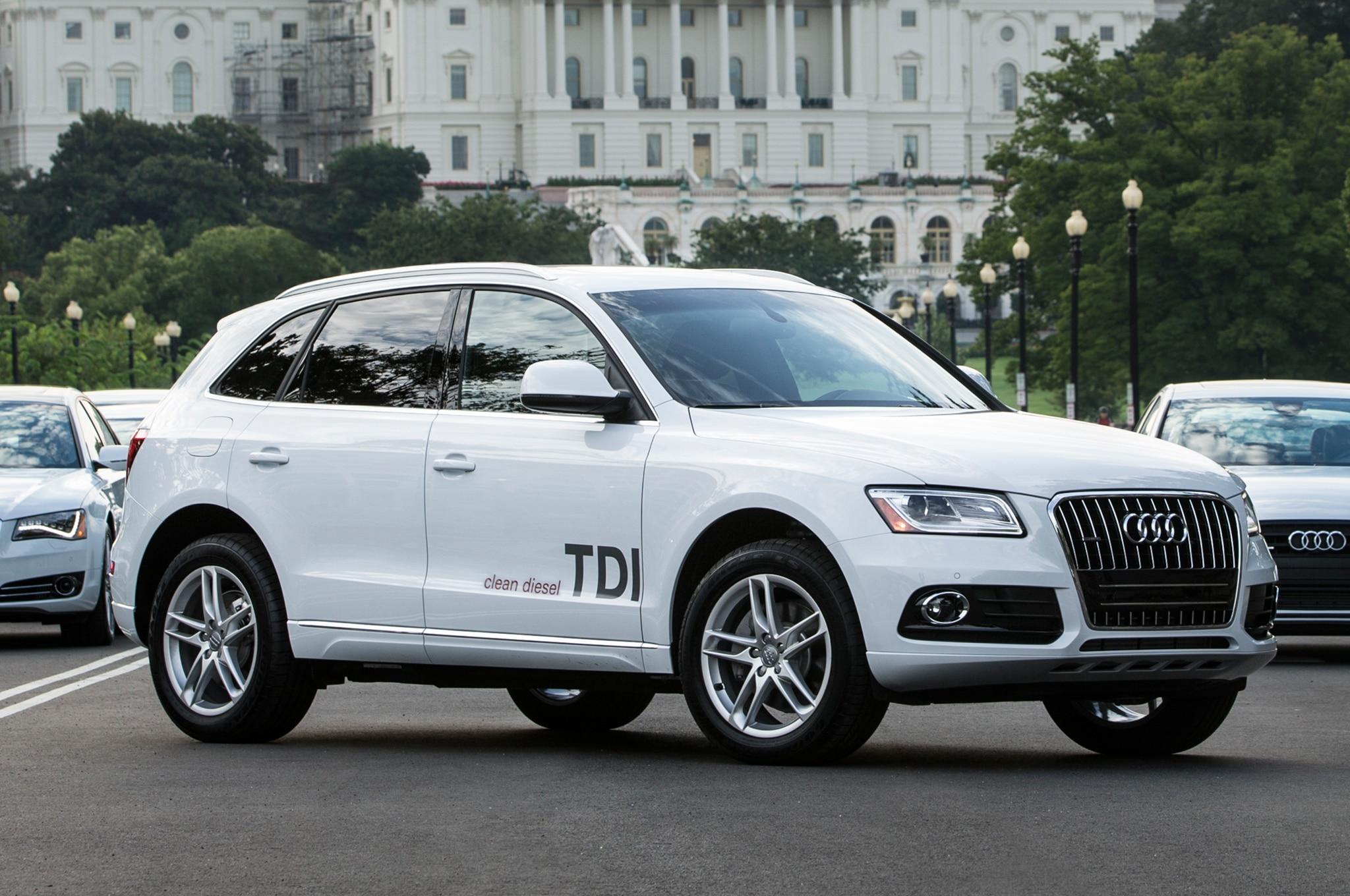 EPA Finds Emissions Cheating in Volkswagen, Audi, Porsche 3.0L Diesels