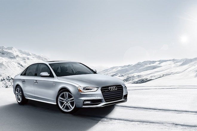 Audi A A Add Special Edition Models To Boost YearEnd Sales - Audi a3 audi a4
