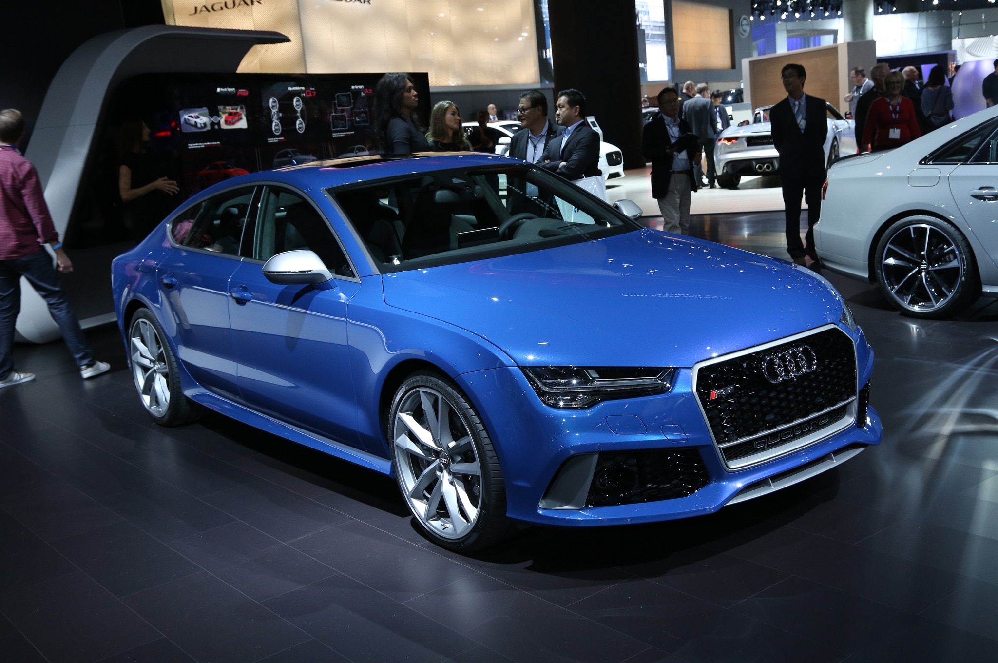 audi releases pricing info for 2016 s8 plus rs7 performance. Black Bedroom Furniture Sets. Home Design Ideas