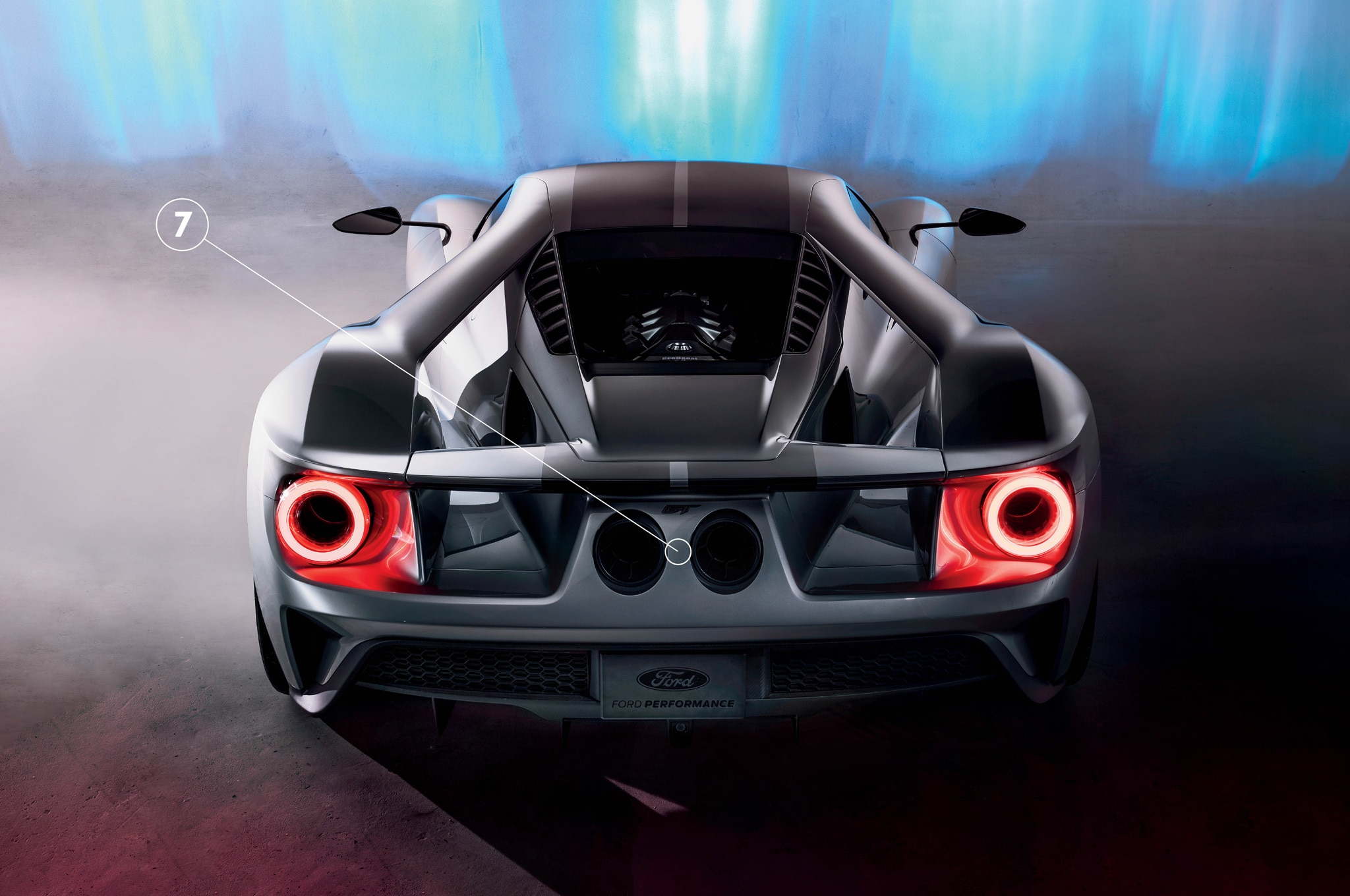 Design Of The Year Ford Gt Automobile Magazine