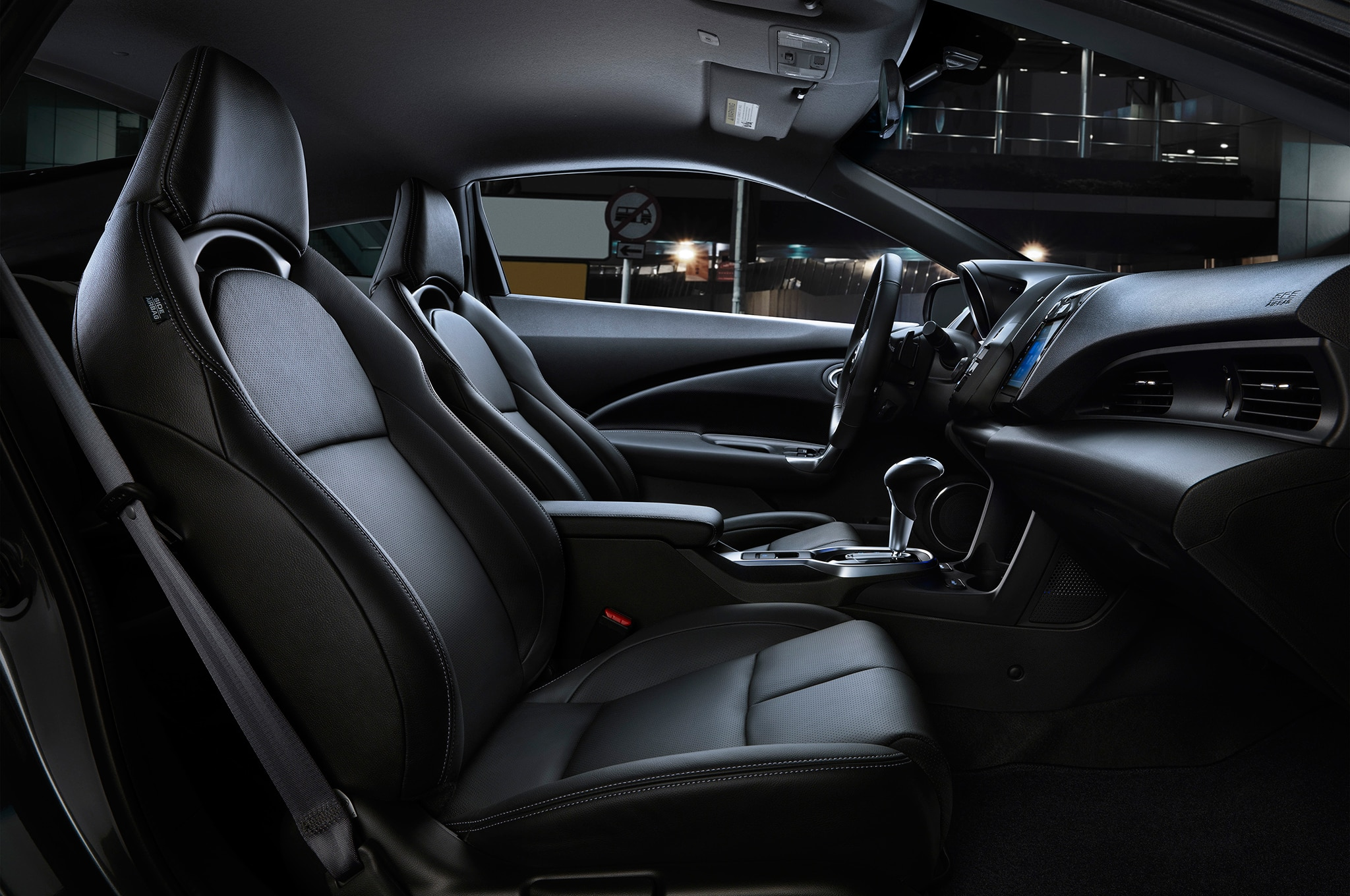 2016 Honda Cr Z Refreshed Adds Heated Leather Seats