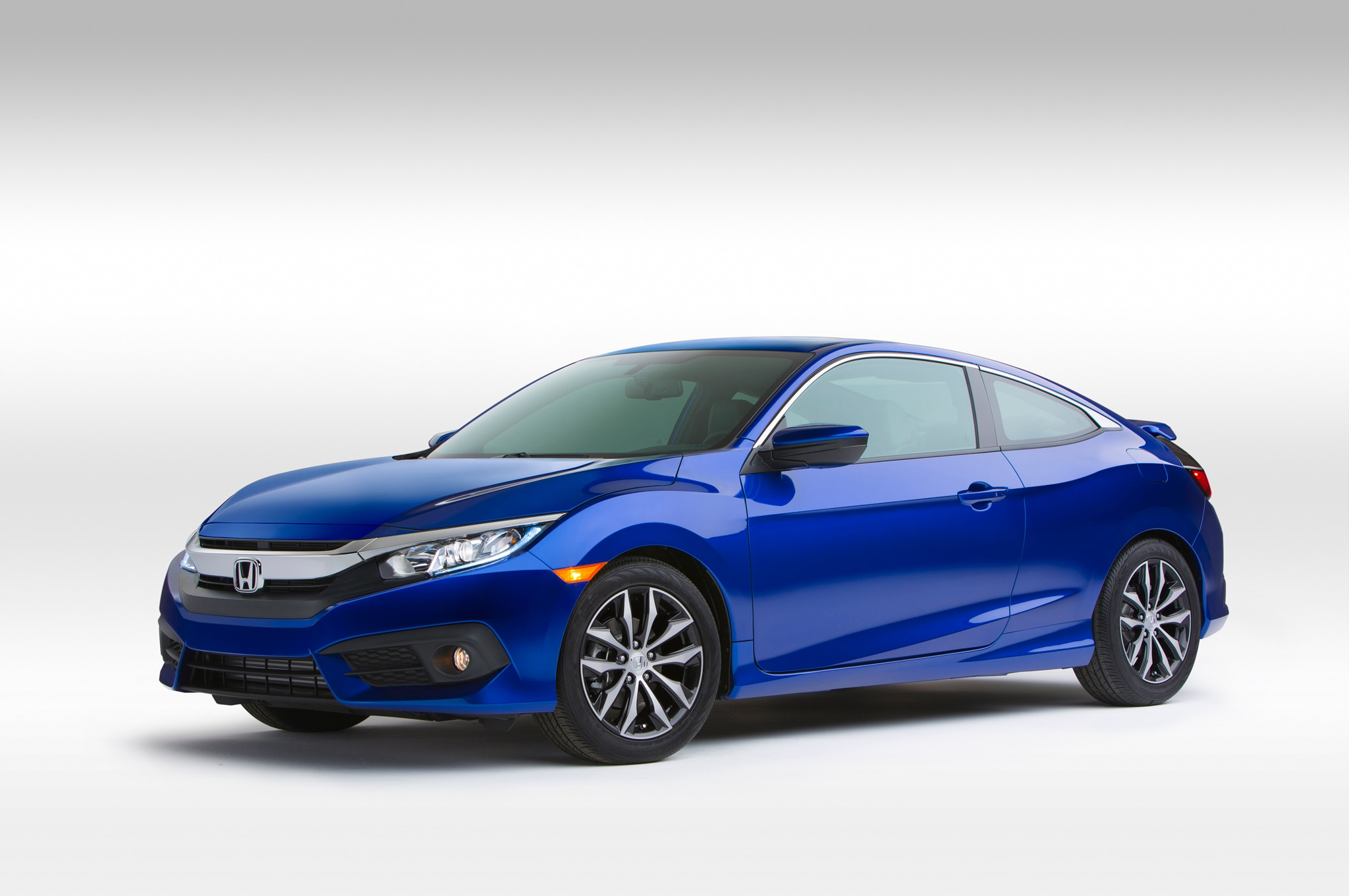 7 things you didn t know about the 2016 honda civic coupe for Honda civic 2016 black
