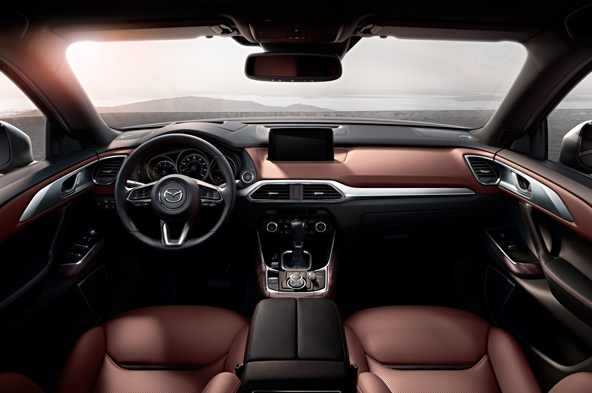 2016 Mazda CX 9 interior 031